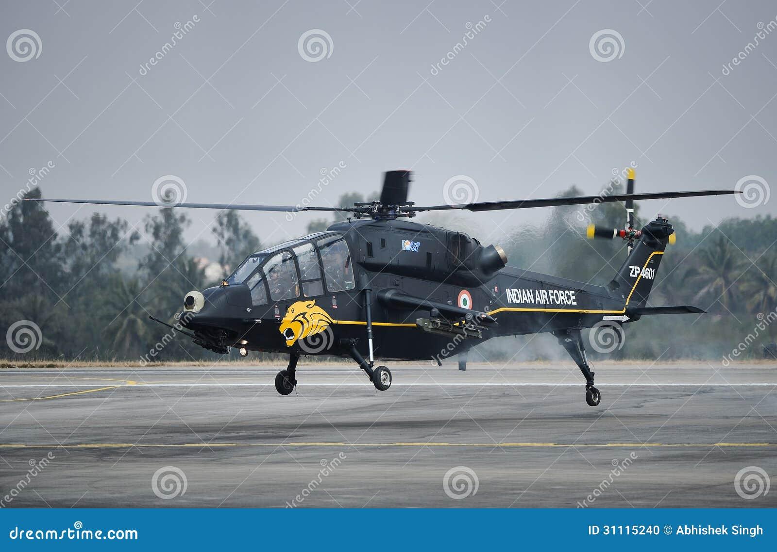 Elicottero Leggero : Elicottero da combattimento indiano della luce dell