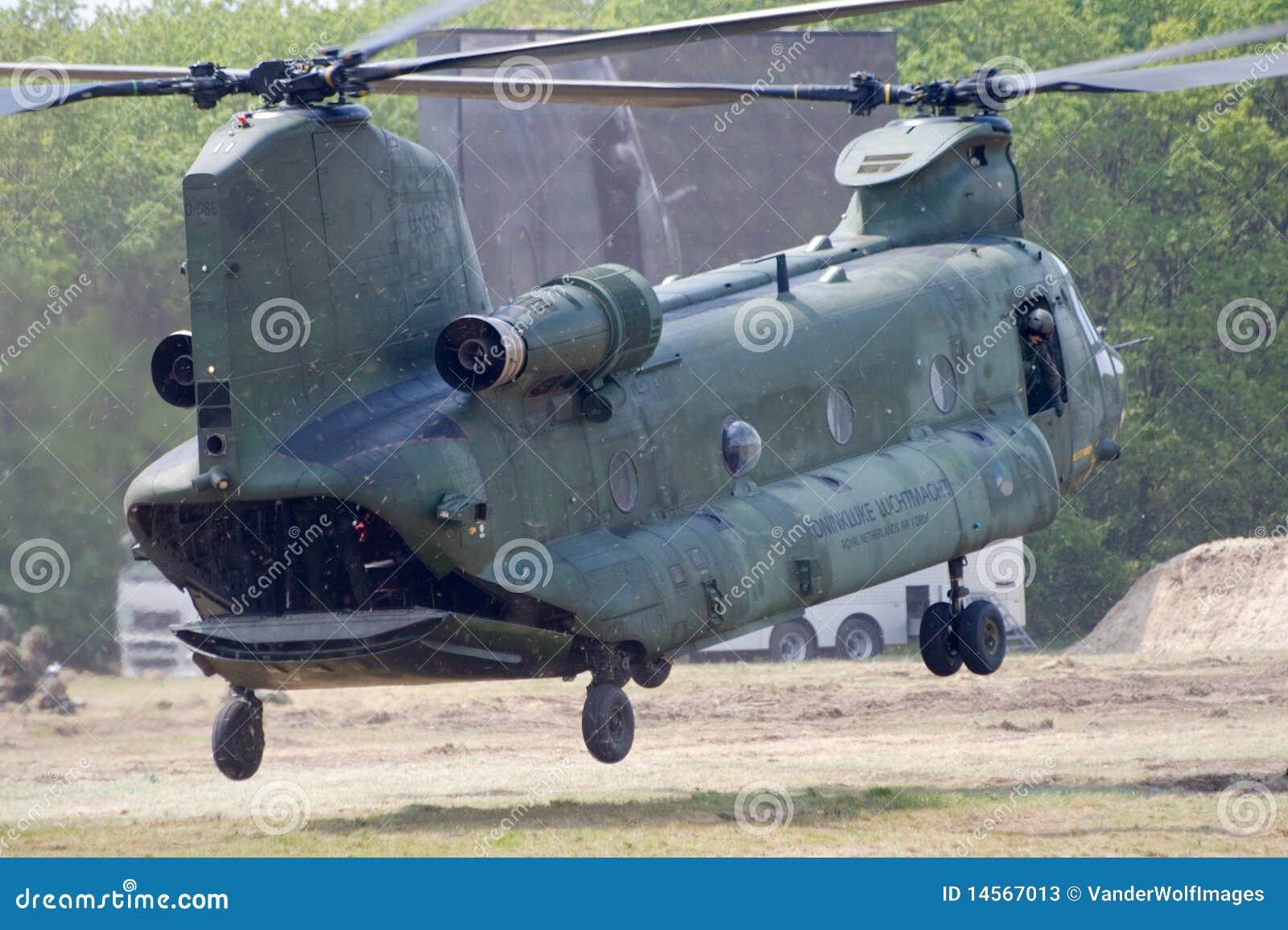 Elicottero Ch : Elicottero del chinook ch fotografia stock editoriale