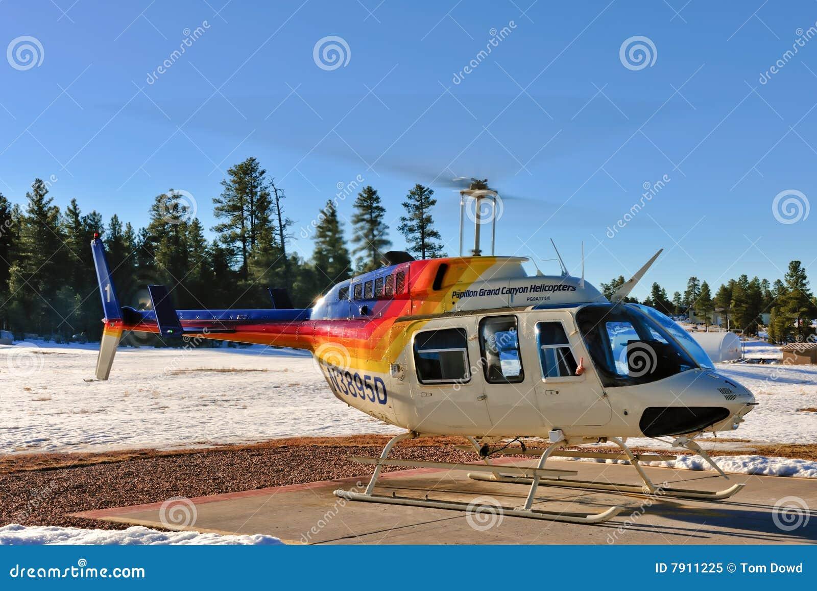 Elicottero Jet Ranger : Elicottero del guardia forestale del jet della bell immagine