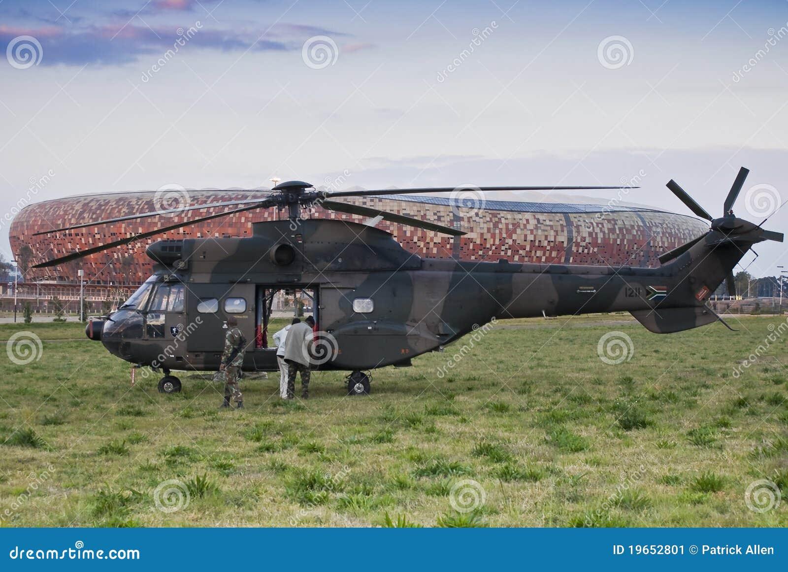 Elicottero Puma : Elicottero del puma aerospatiale sa h fotografia
