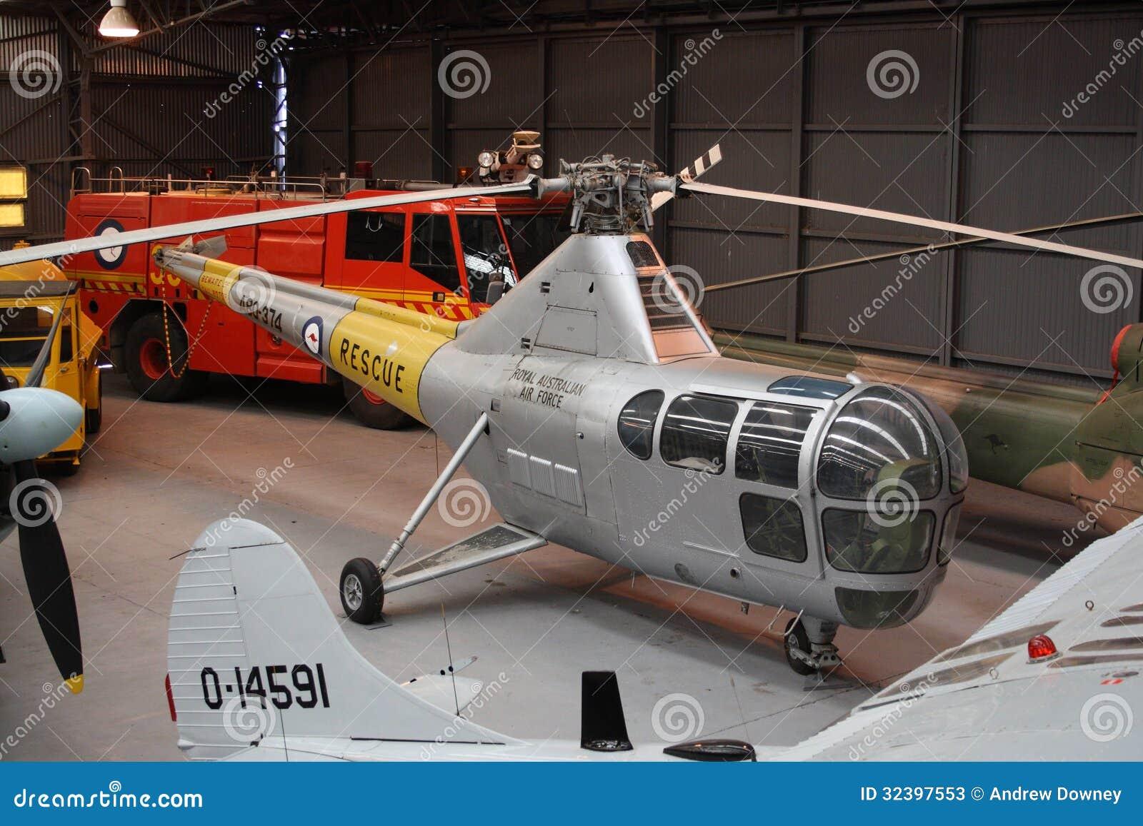 Elicottero E Libellula : Elicottero della libellula di sikorsky fotografia stock