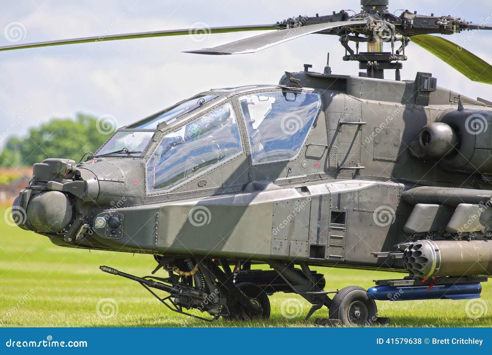 Elicottero 8 Posti : Elicottero di apache fotografia stock immagine alto