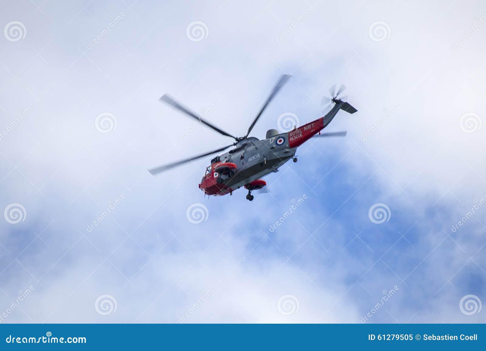 Elicottero di RAF