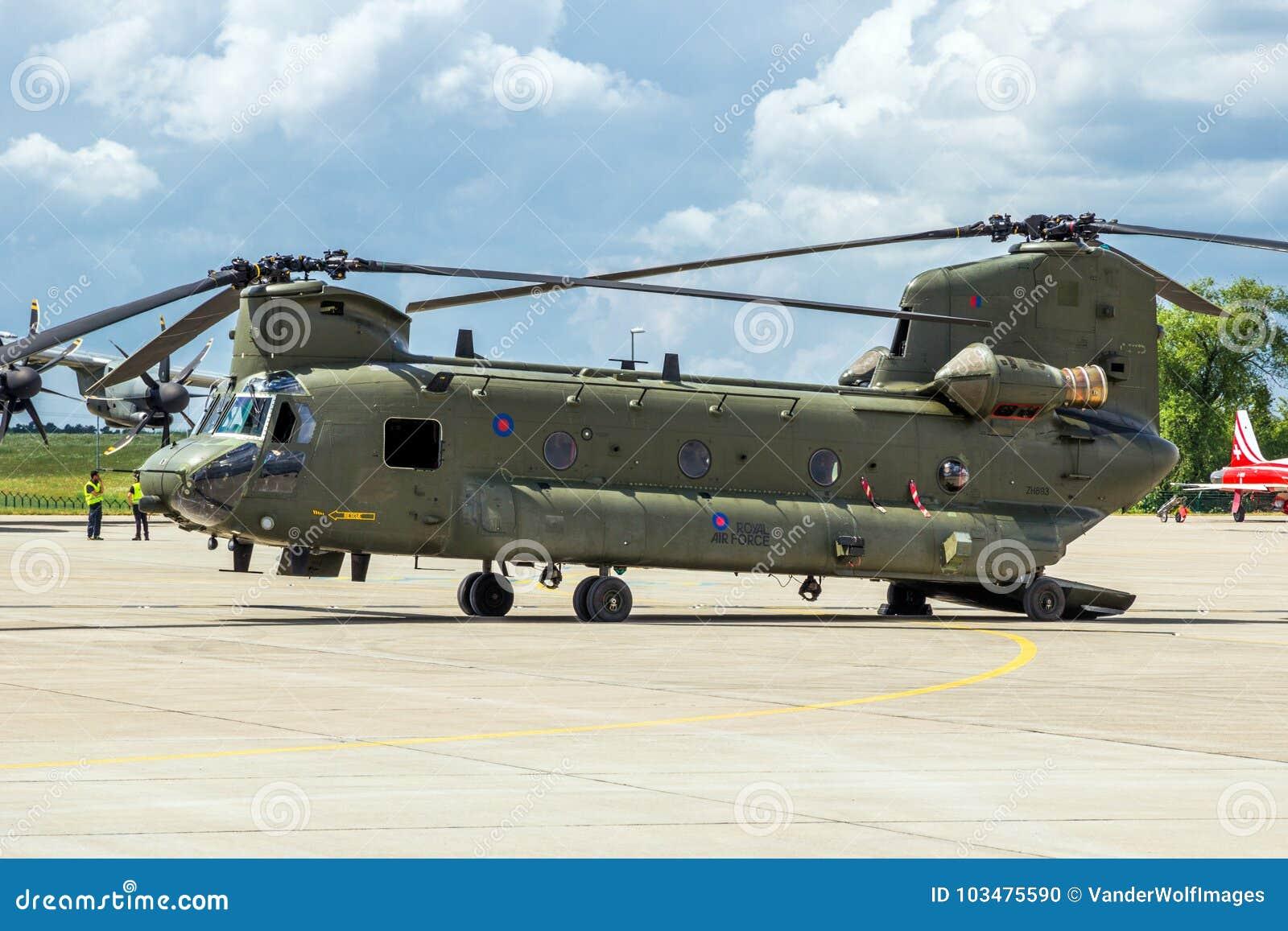 Elicottero Ch : Elicottero merci di boeing ch chinook immagine editoriale