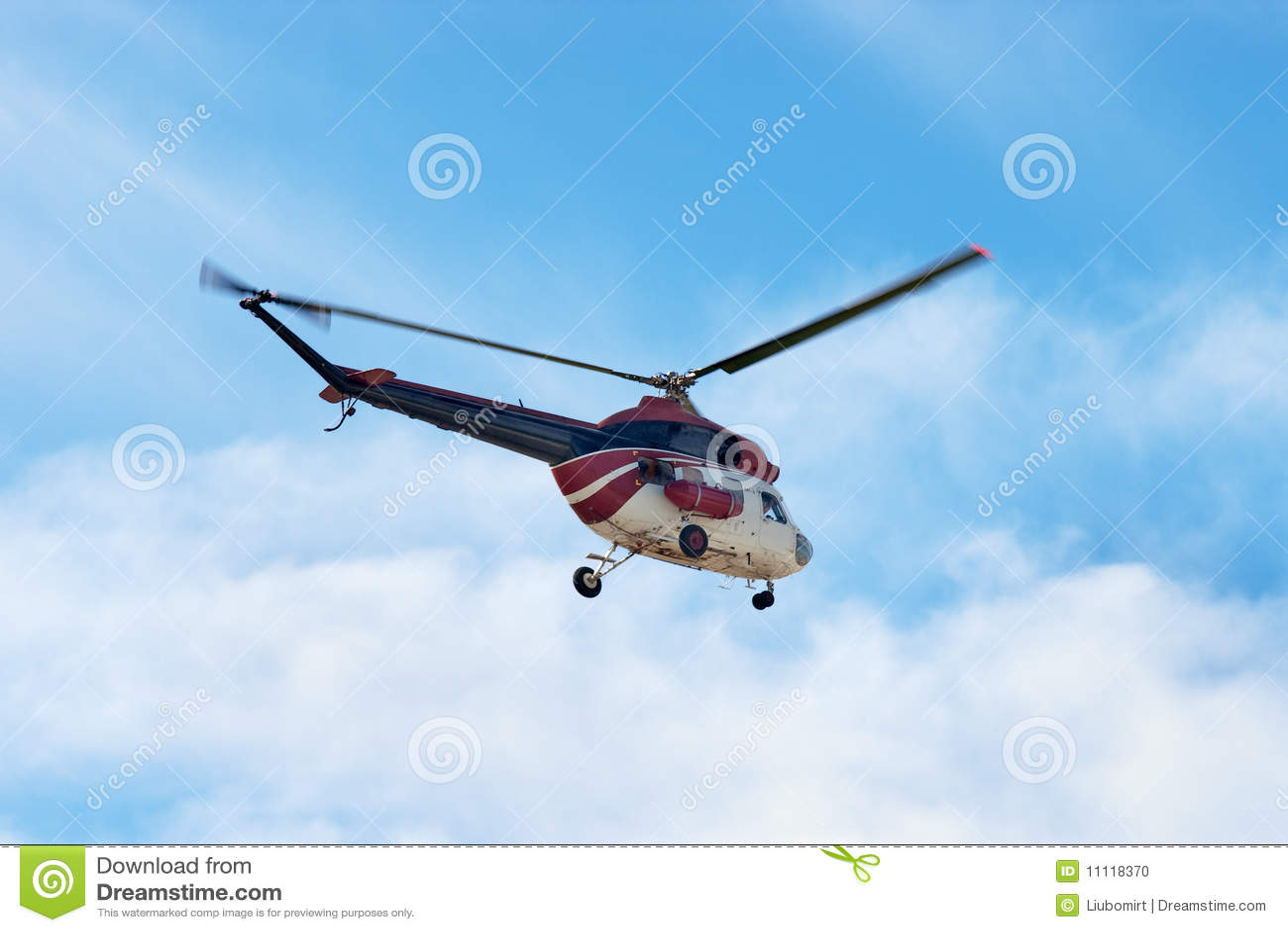 Elicottero Russo : Elicottero russo mi fotografia stock immagine di corsa