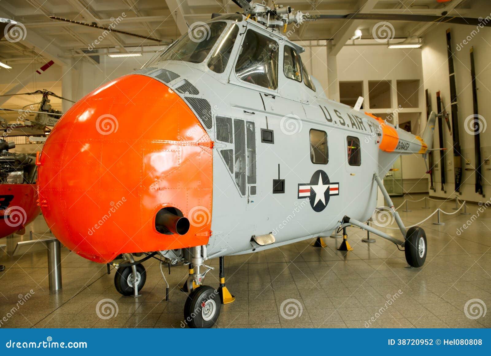 Elicottero S 55 : Elicottero sikorsky hh b s fotografia
