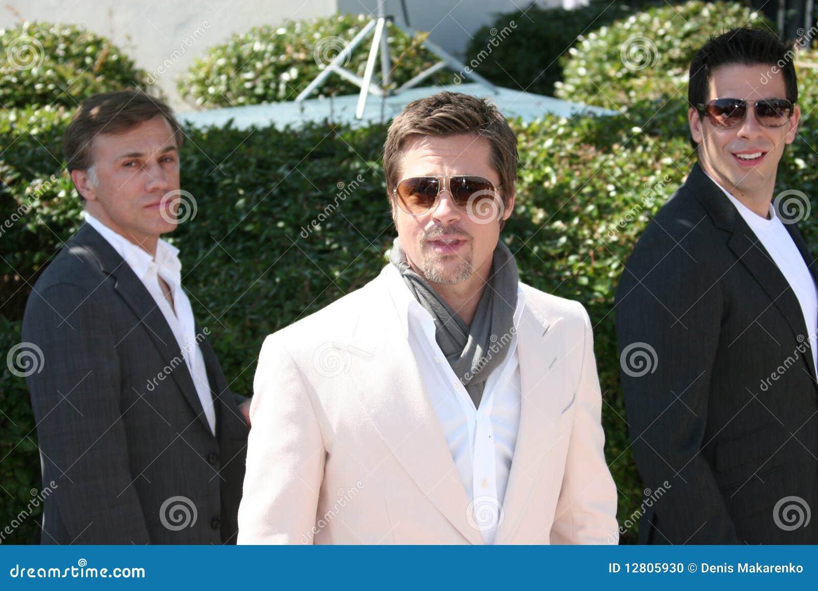 Elie Roth, valsa de Christoph e Brad Pitt