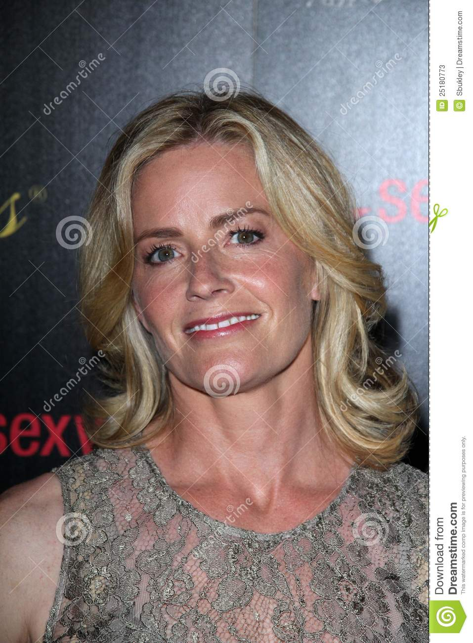 Elisabeth Shue at the 2012 Gracie Awards Gala, Beverly Hilton Hotel ...