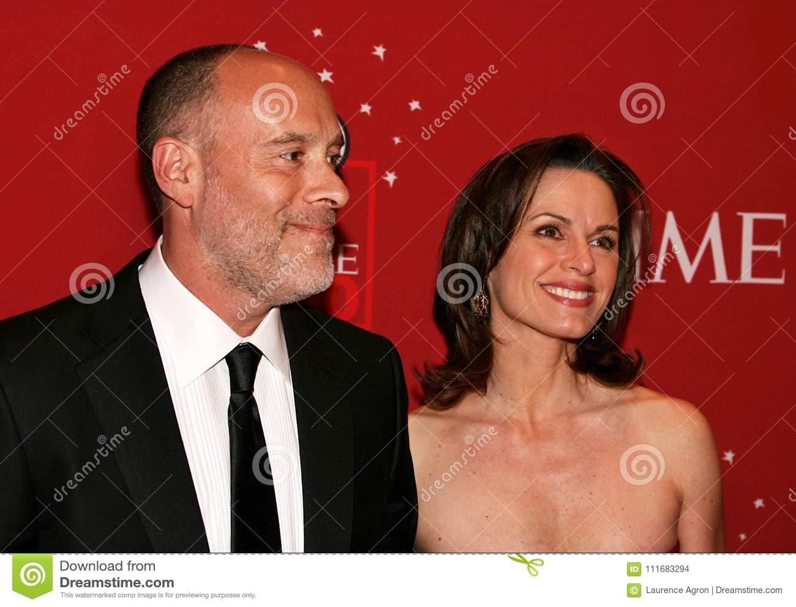 Elizabeth Vargas och Marc Cohn