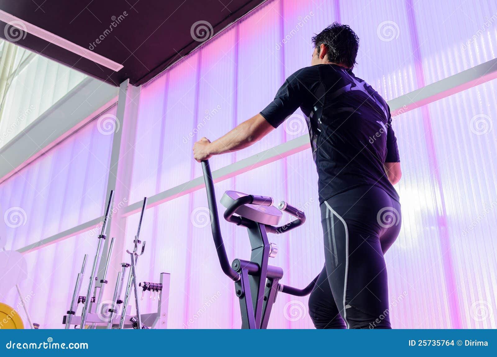 Elliptical Gym