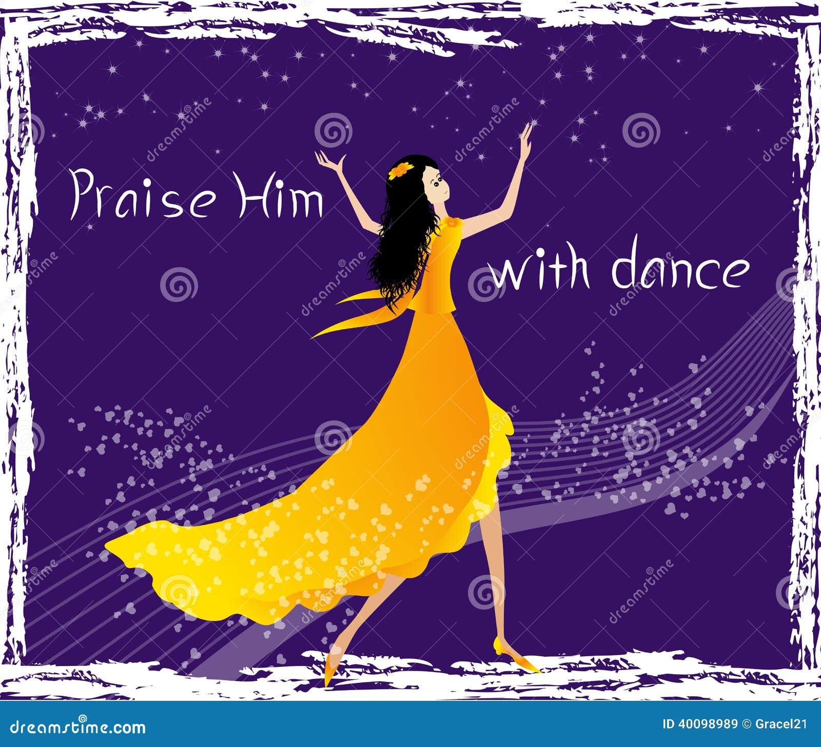 Elogíelo con danza