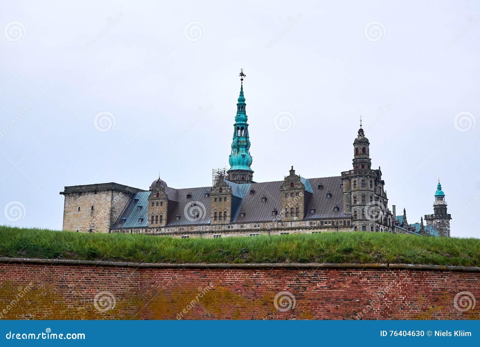 Elsinore城堡屋顶