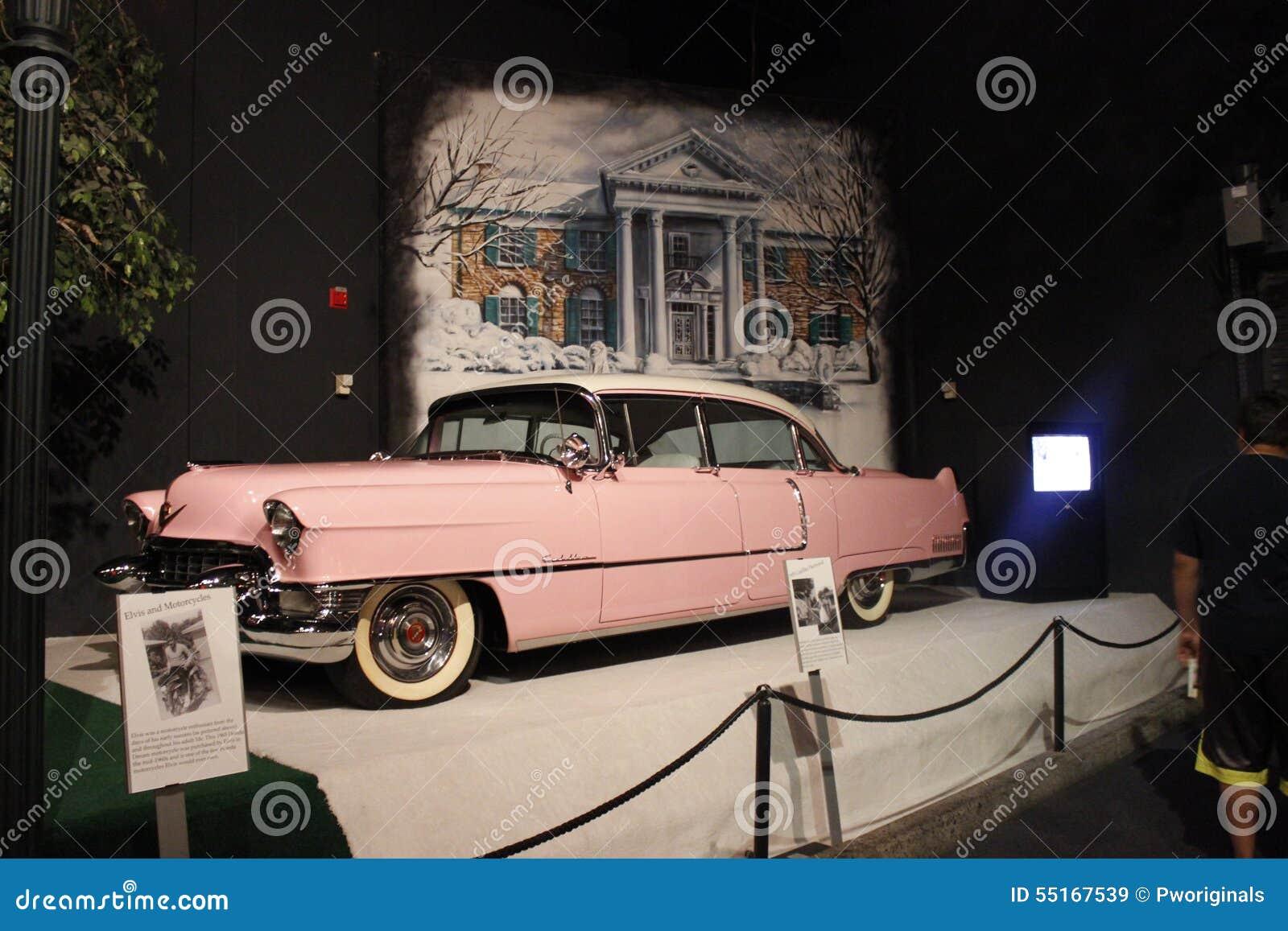 Elvis Presley Pink Cadilac