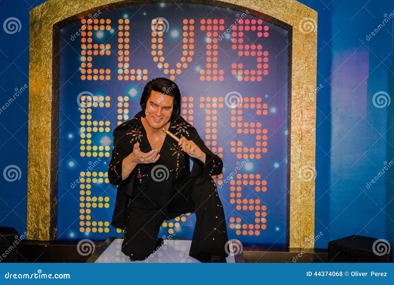 Elvis Presley in scena