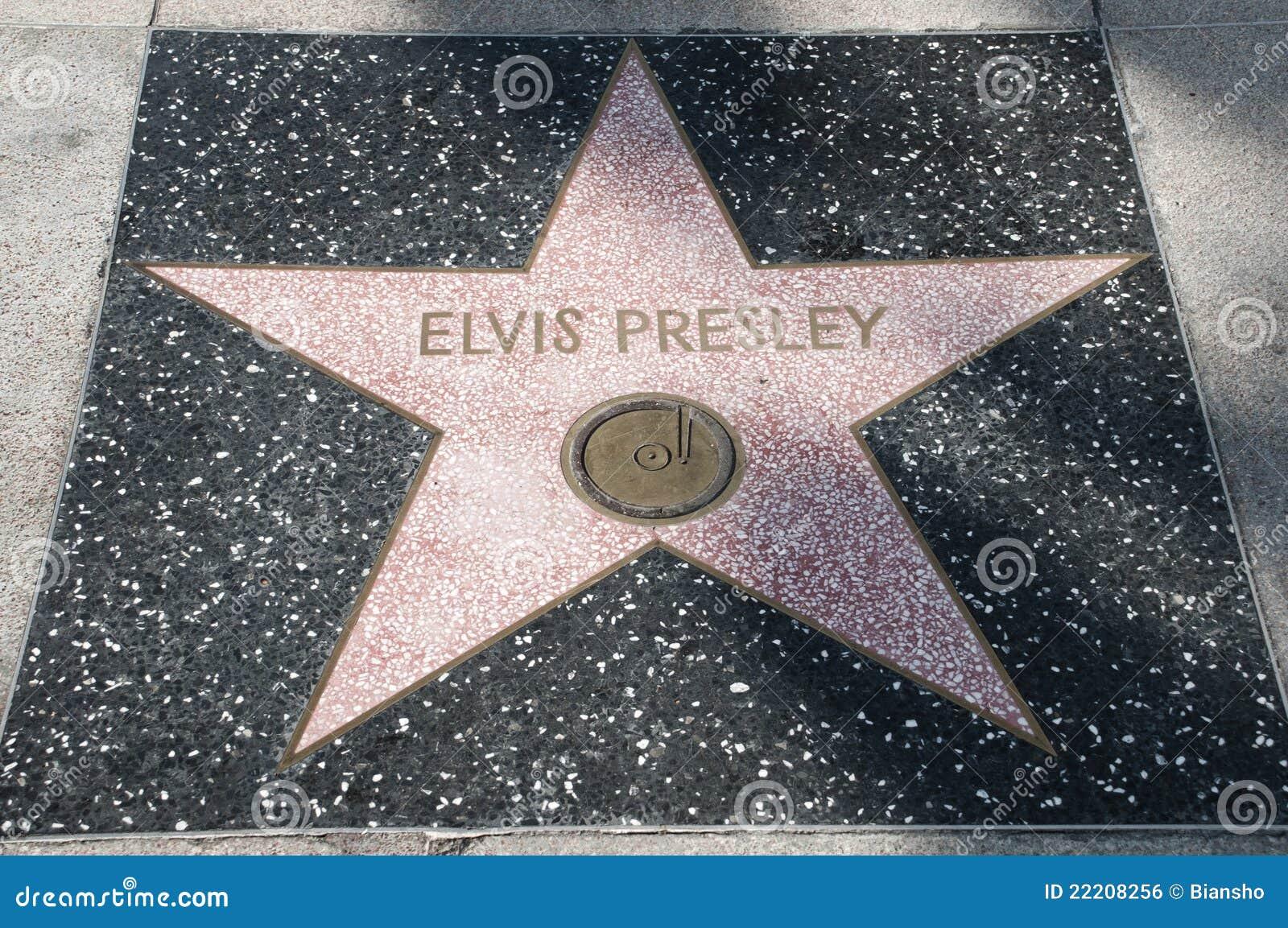 Elvis Presley-Stern