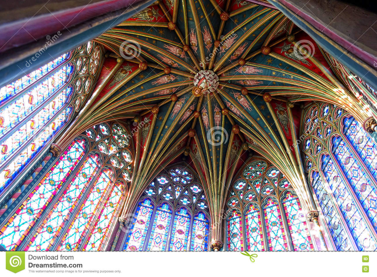 Ely Cathedral oktogon