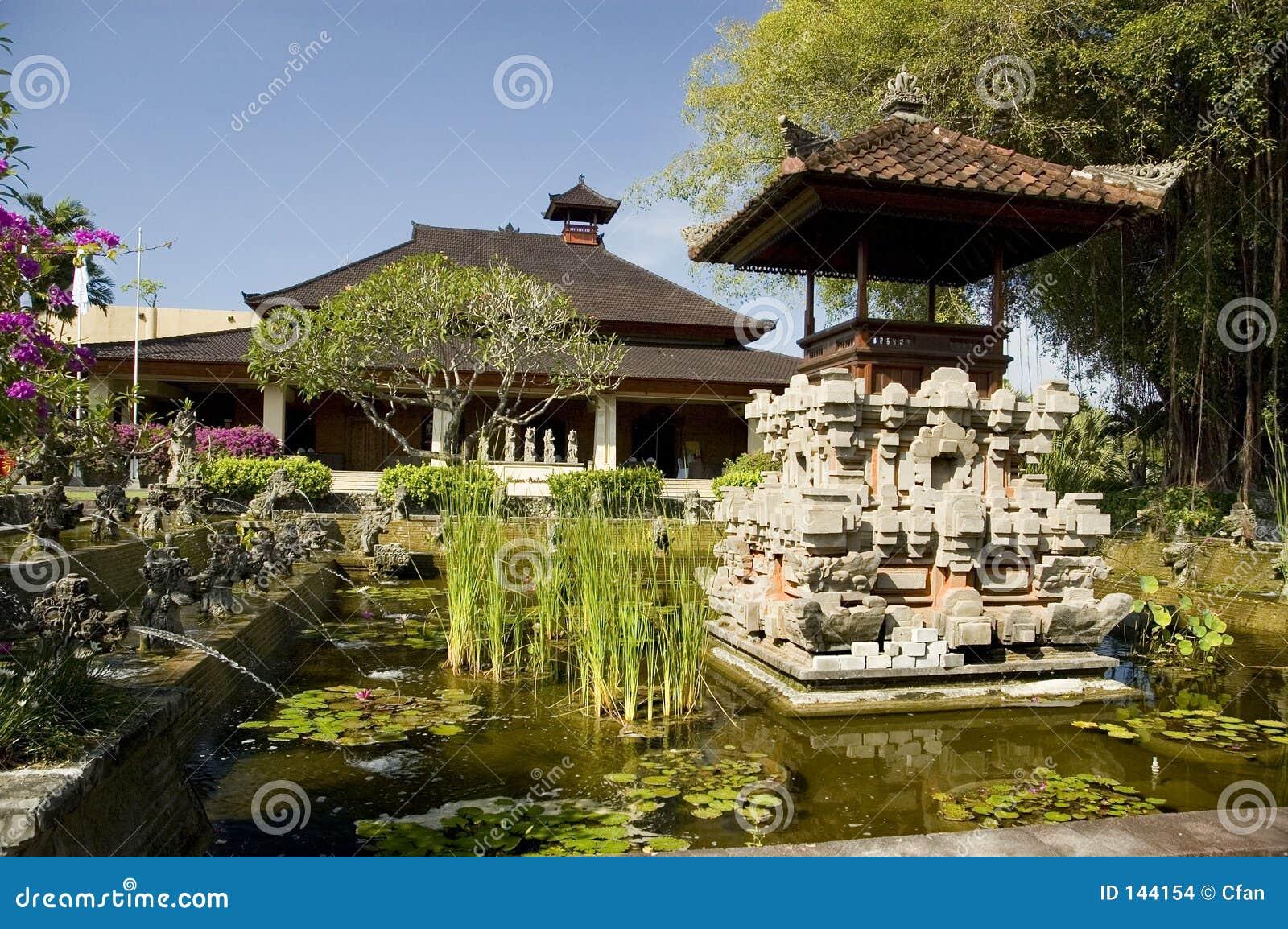 Em torno da série de Bali Indonésia