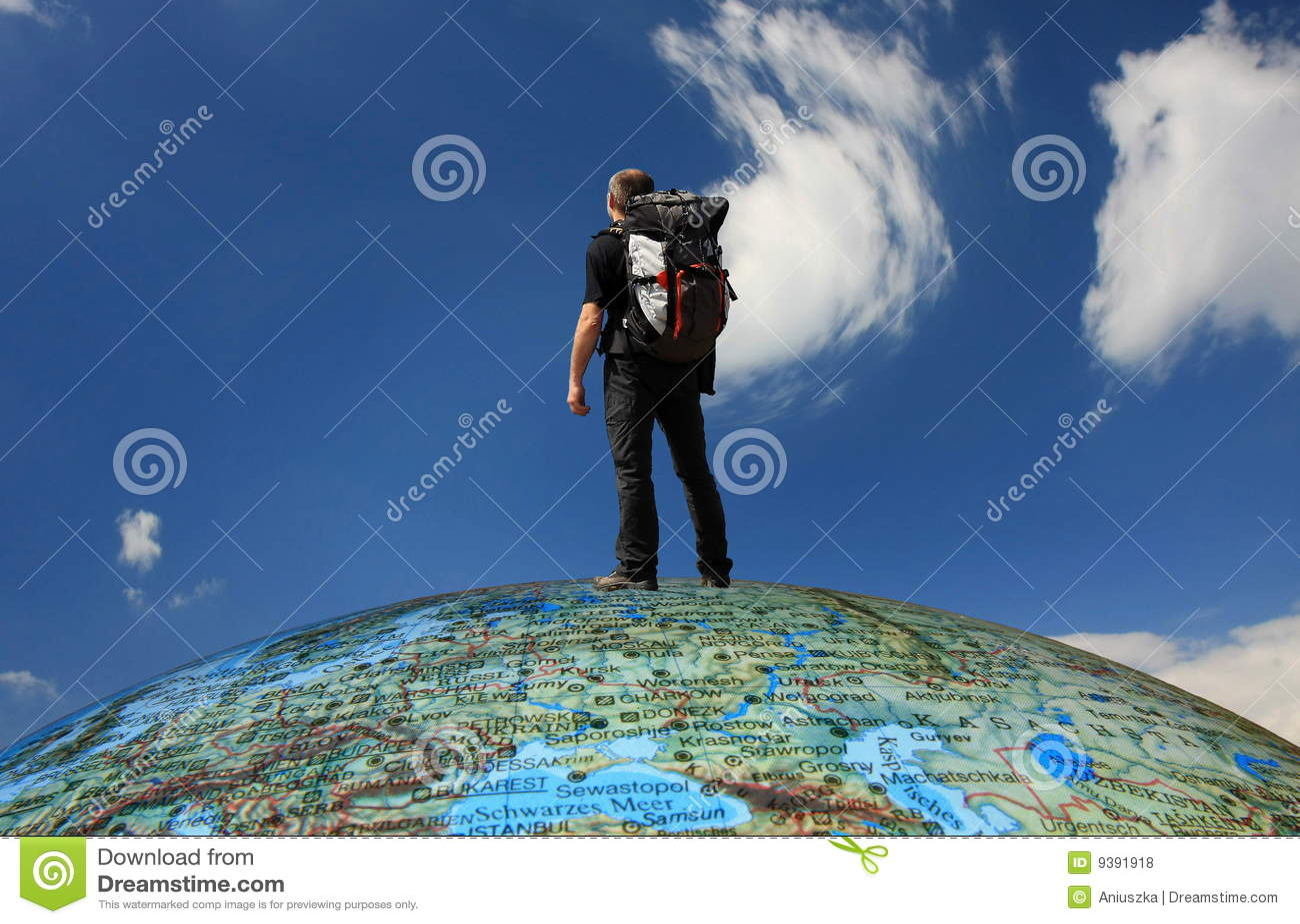 Em torno do mundo