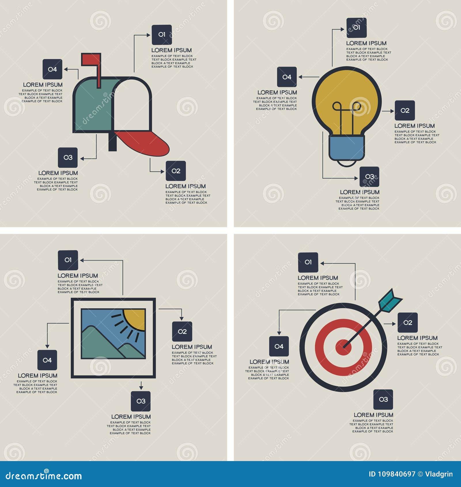 Email Advertising Design Template Stock Illustration - Illustration ...