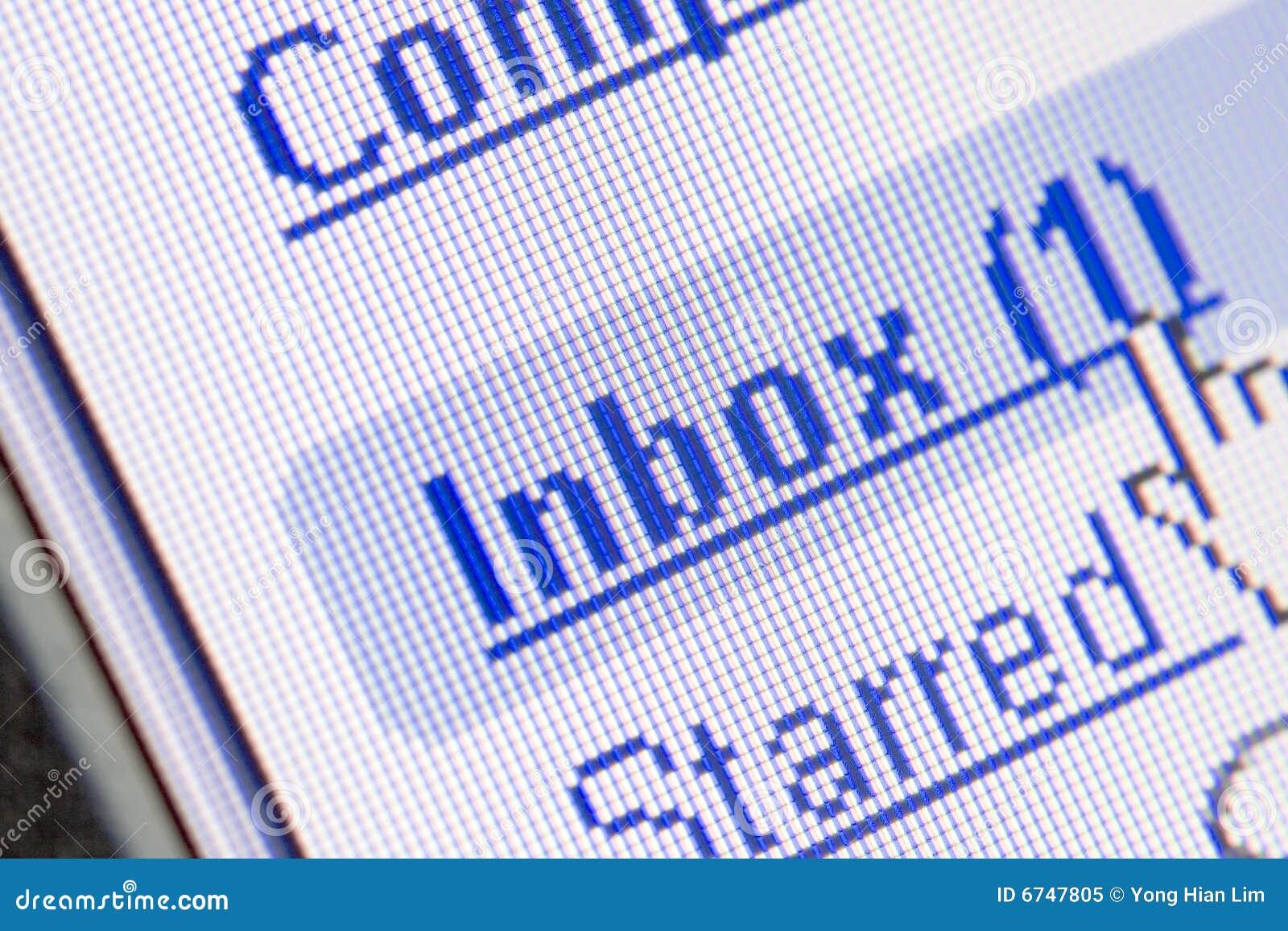 Email en Inbox