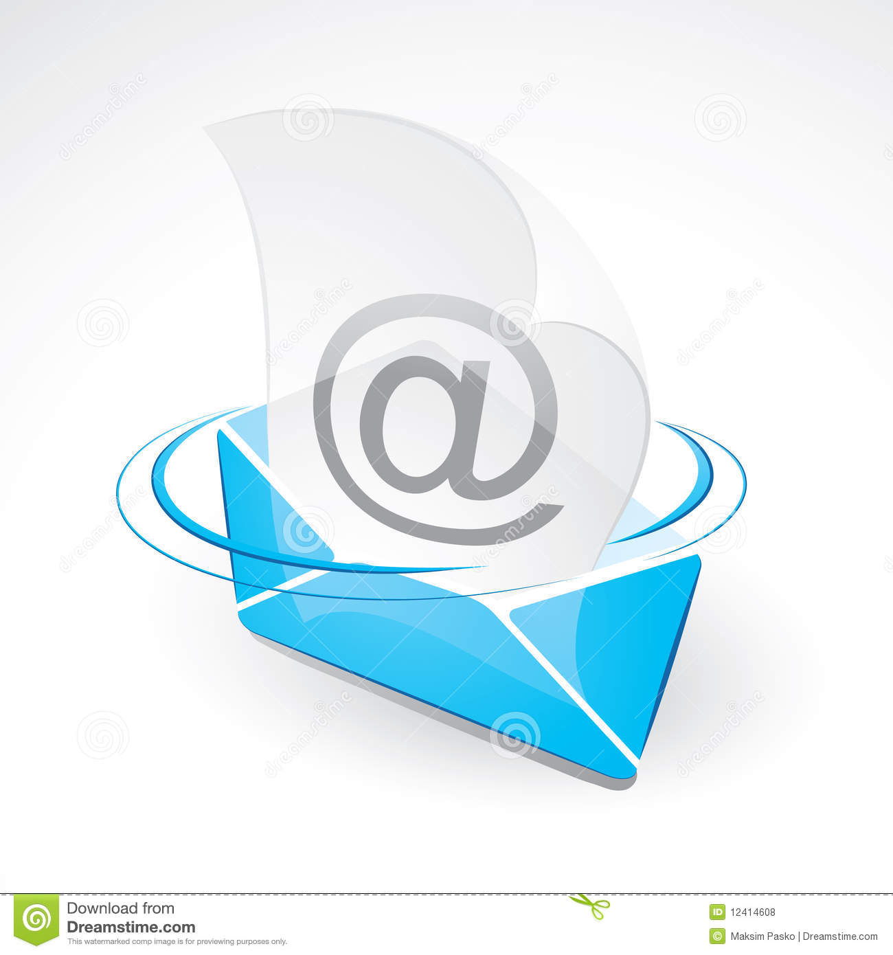 Email and envelope