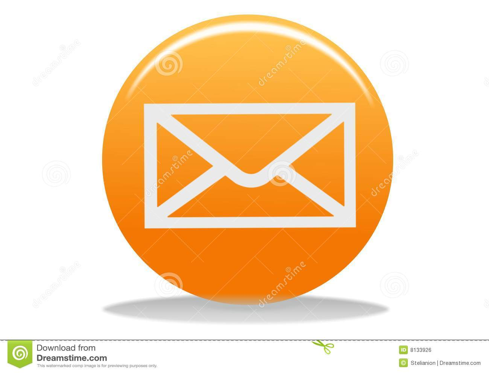 Email Icon Royalty Free Stock Image - Image: 8133926  Email Icon Roya...