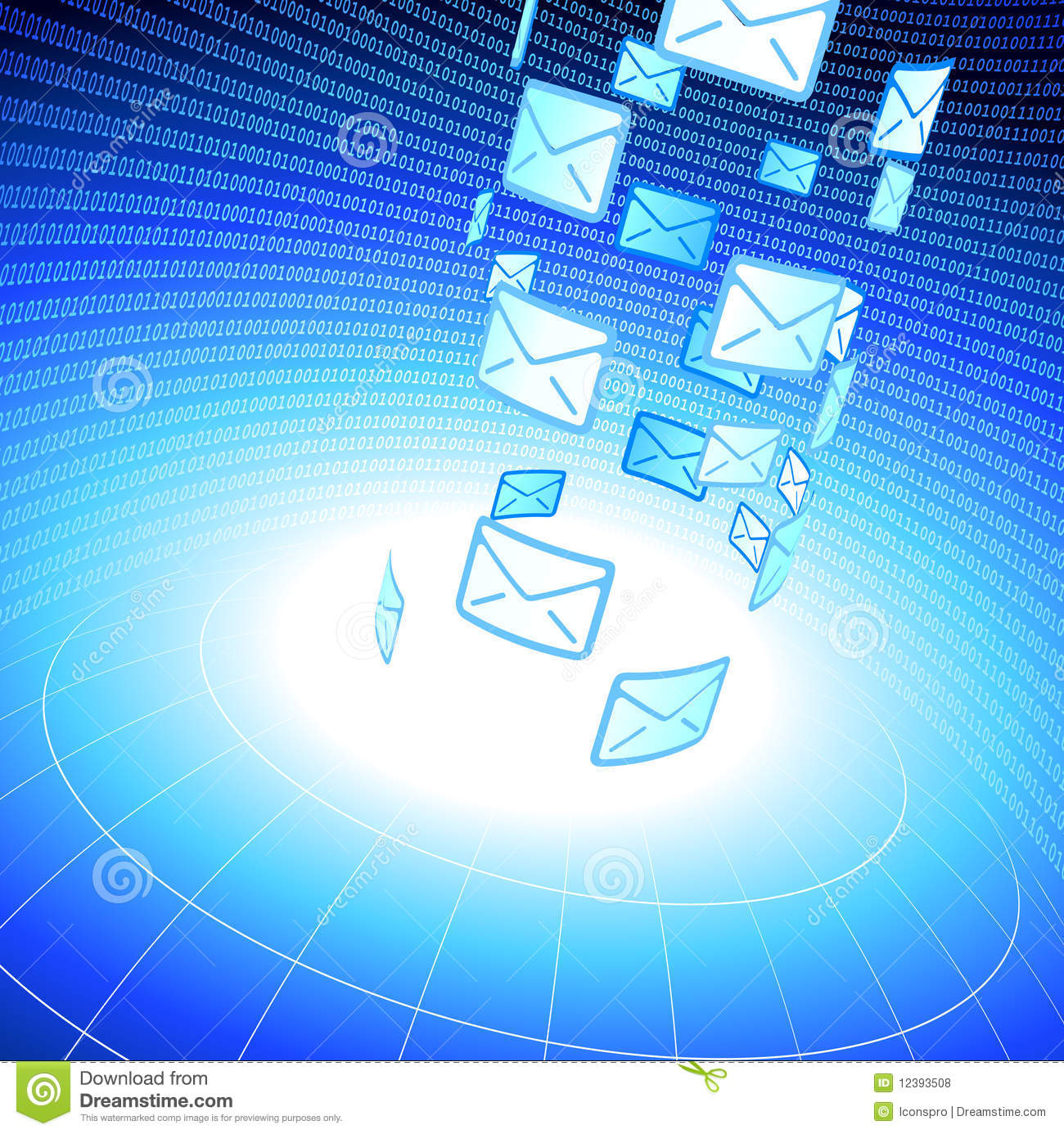 Background of Email – Free wallpaper download