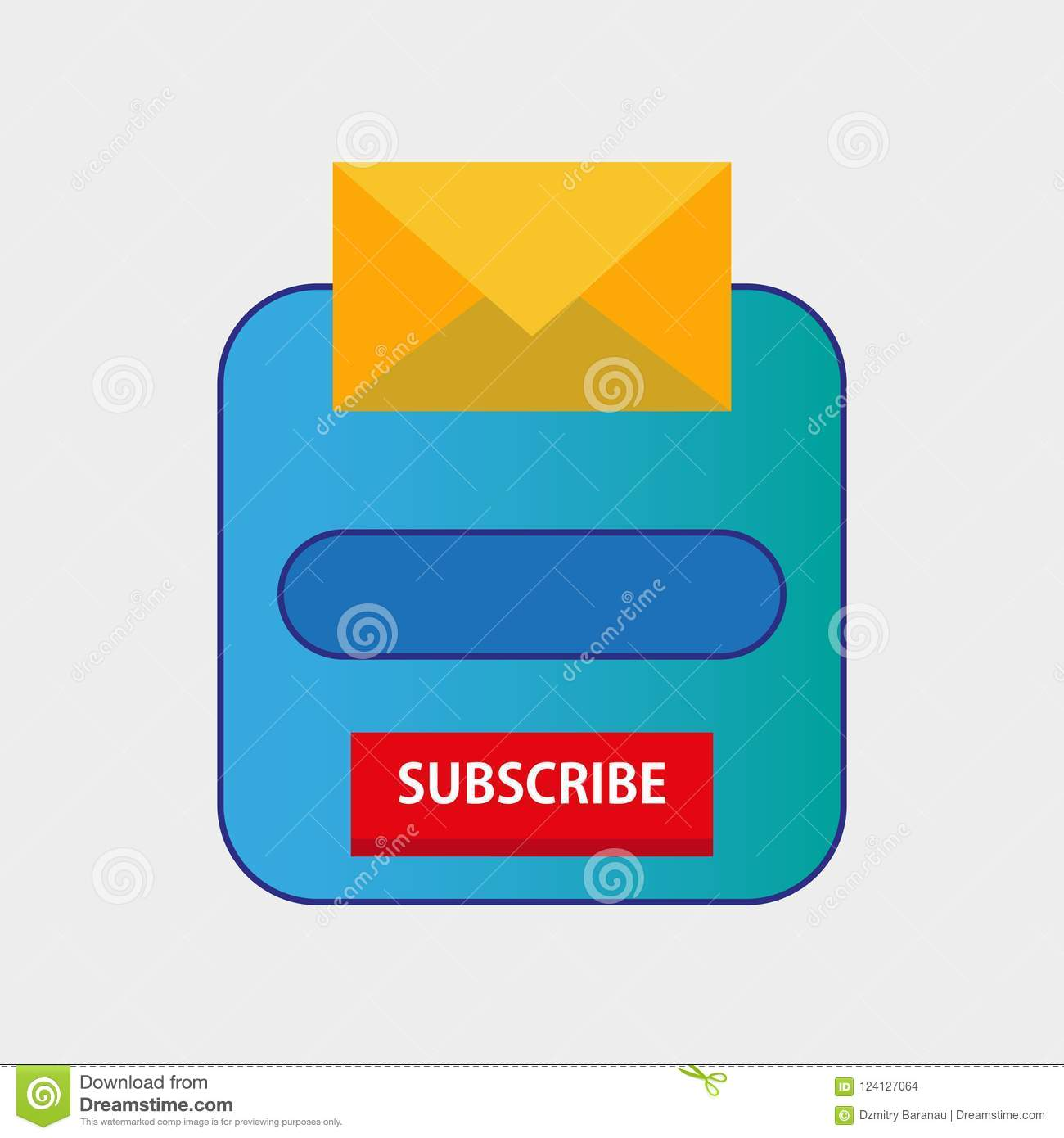 email subscribe newsletter popup form template online. marketing