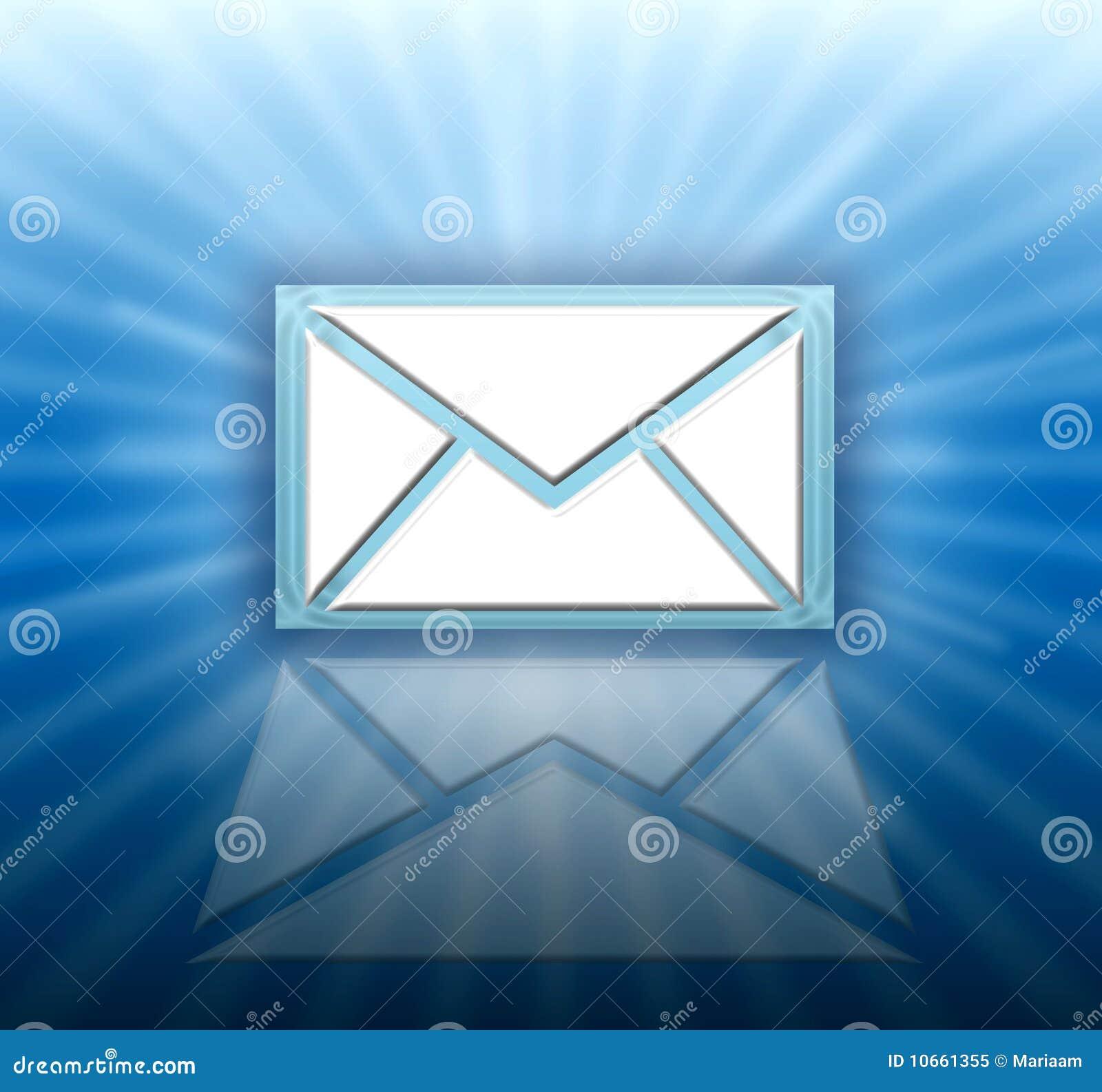 Emaila ikony list