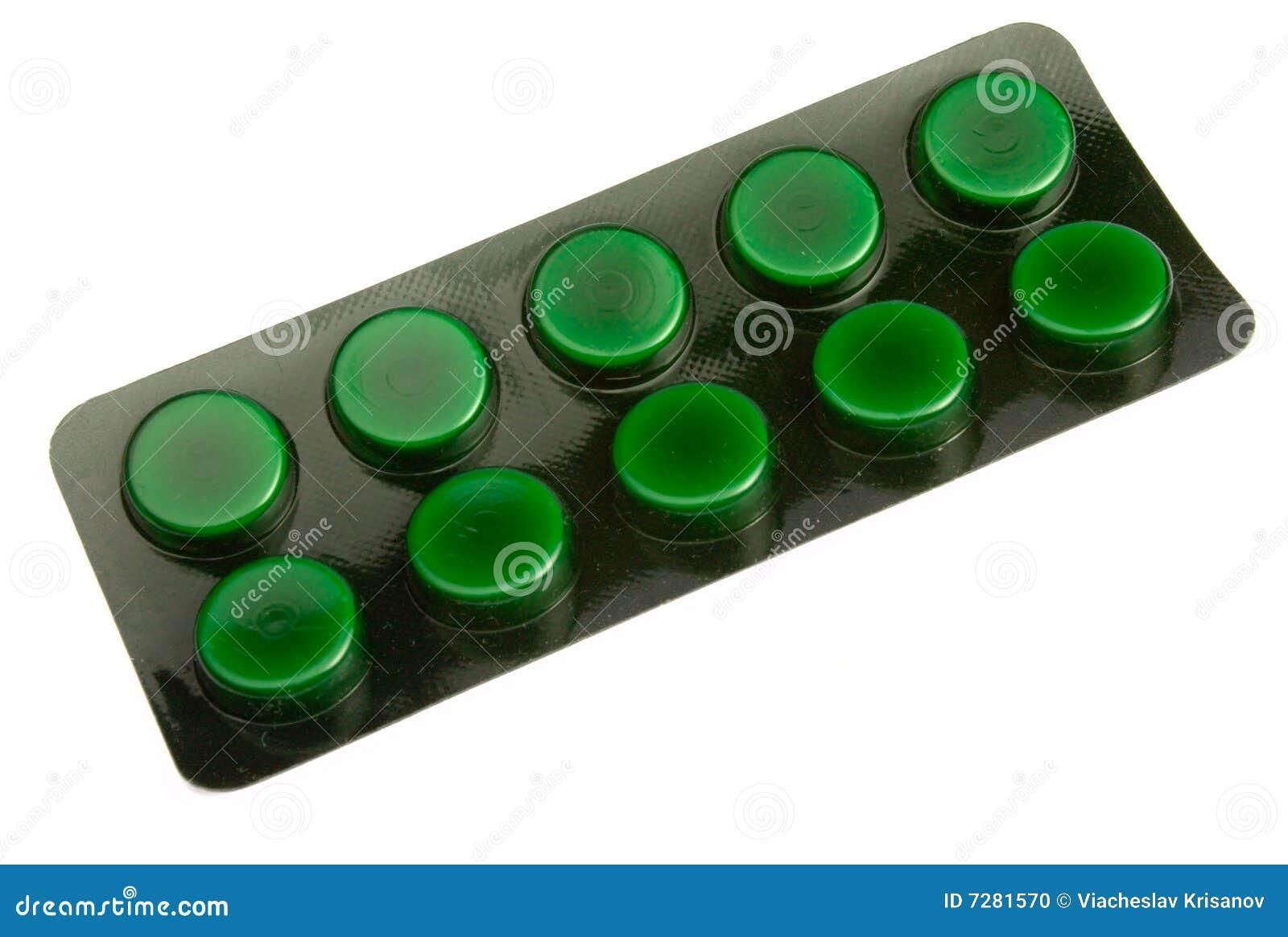 Embalaje verde de tablillas