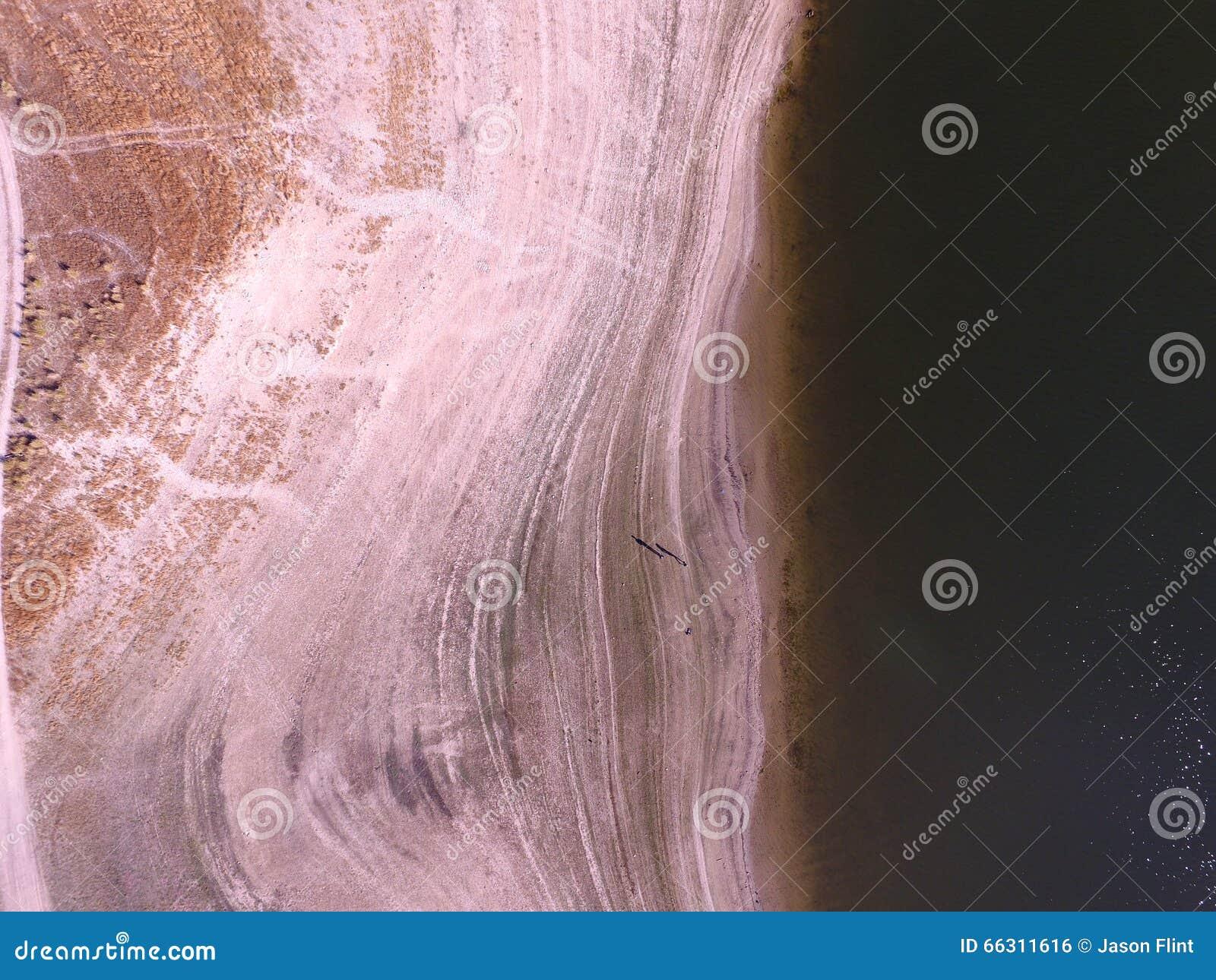 Embalse de Pedrezuela Aerial Photo 1