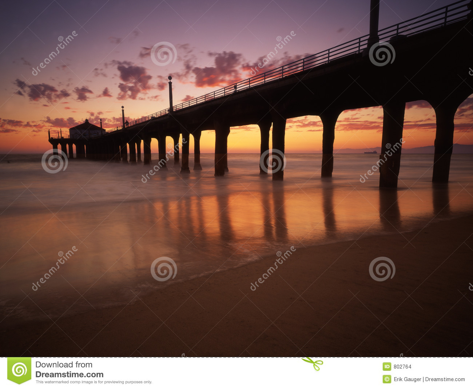 Embarcadero de Manhattan Beach