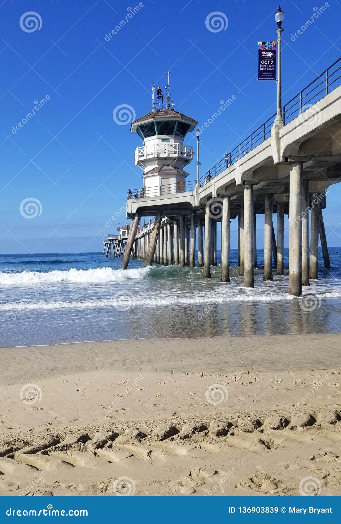 Embarcadero del Huntington Beach