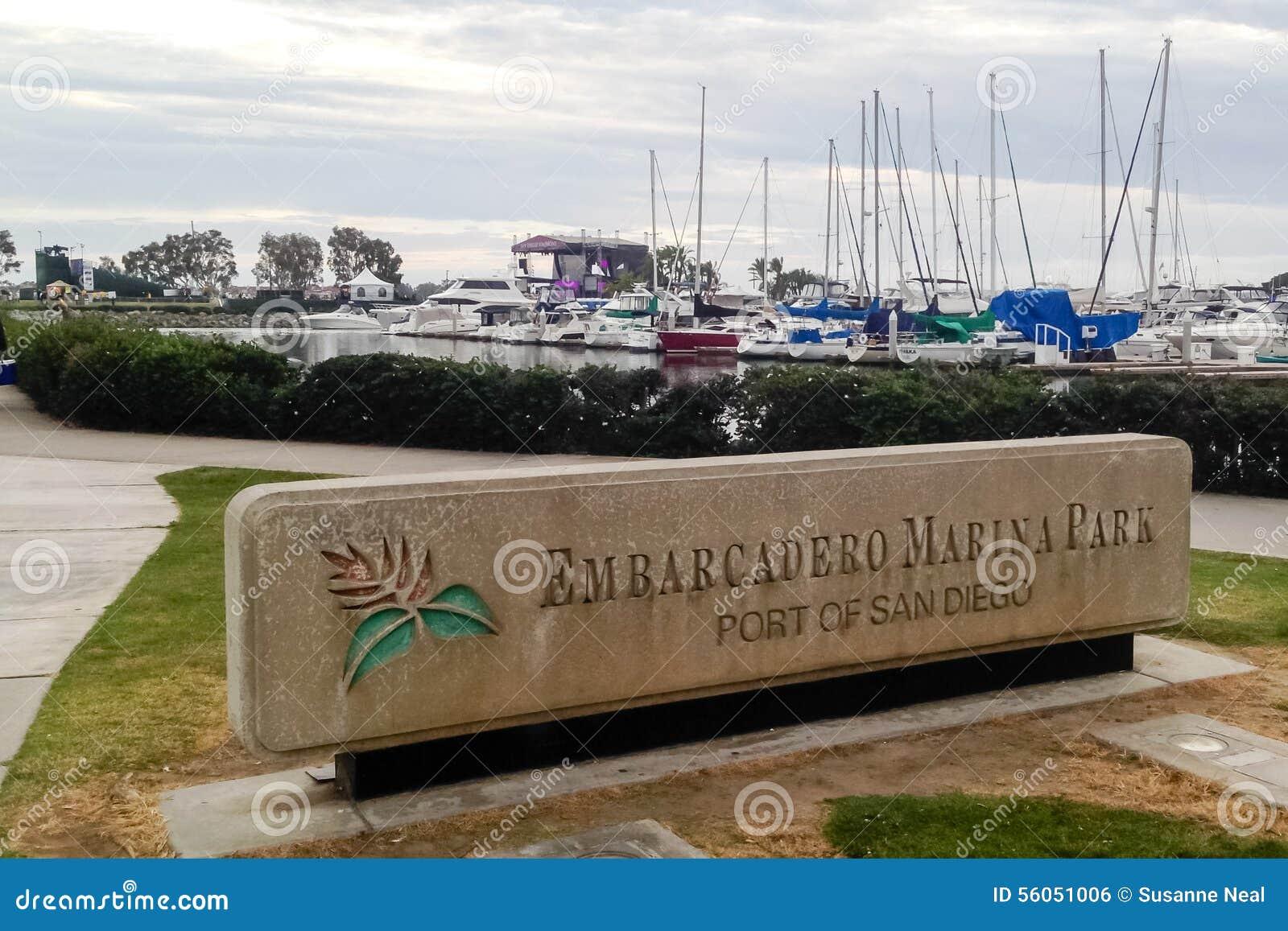 Port Of San Diego California Stock Photo Cartoondealer