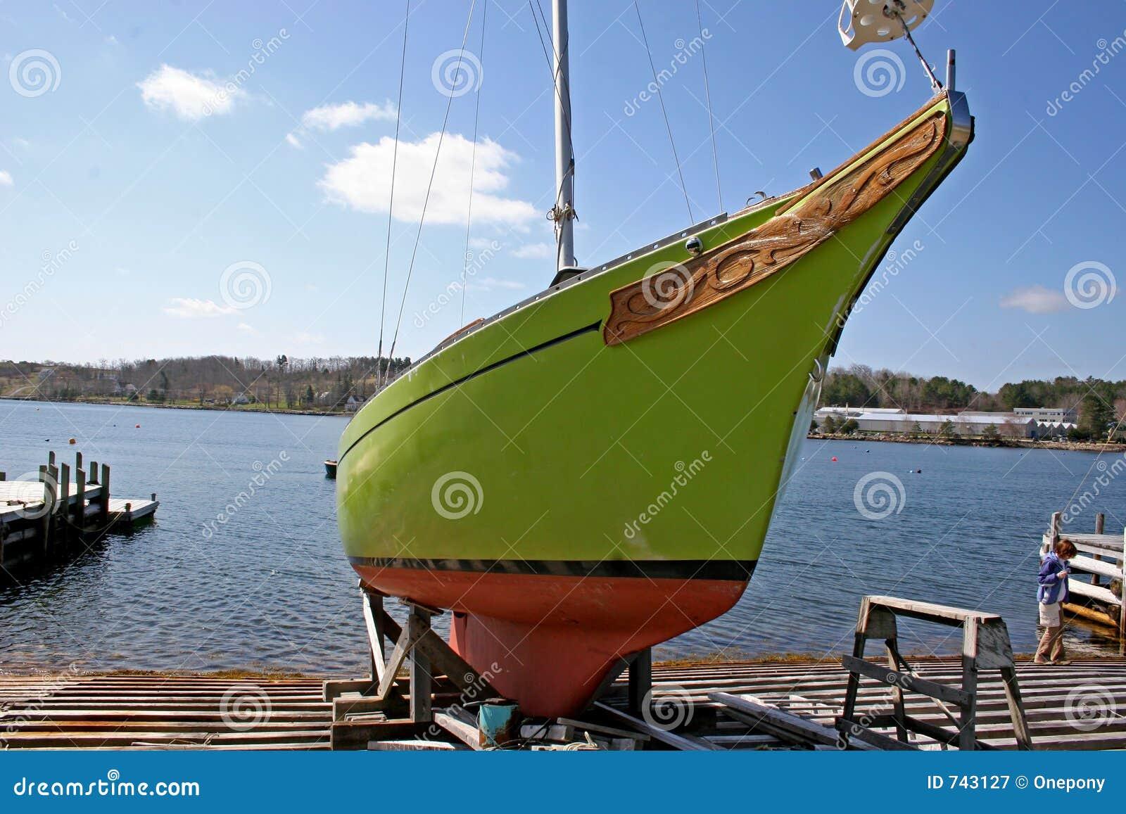 Embarcation de plaisance