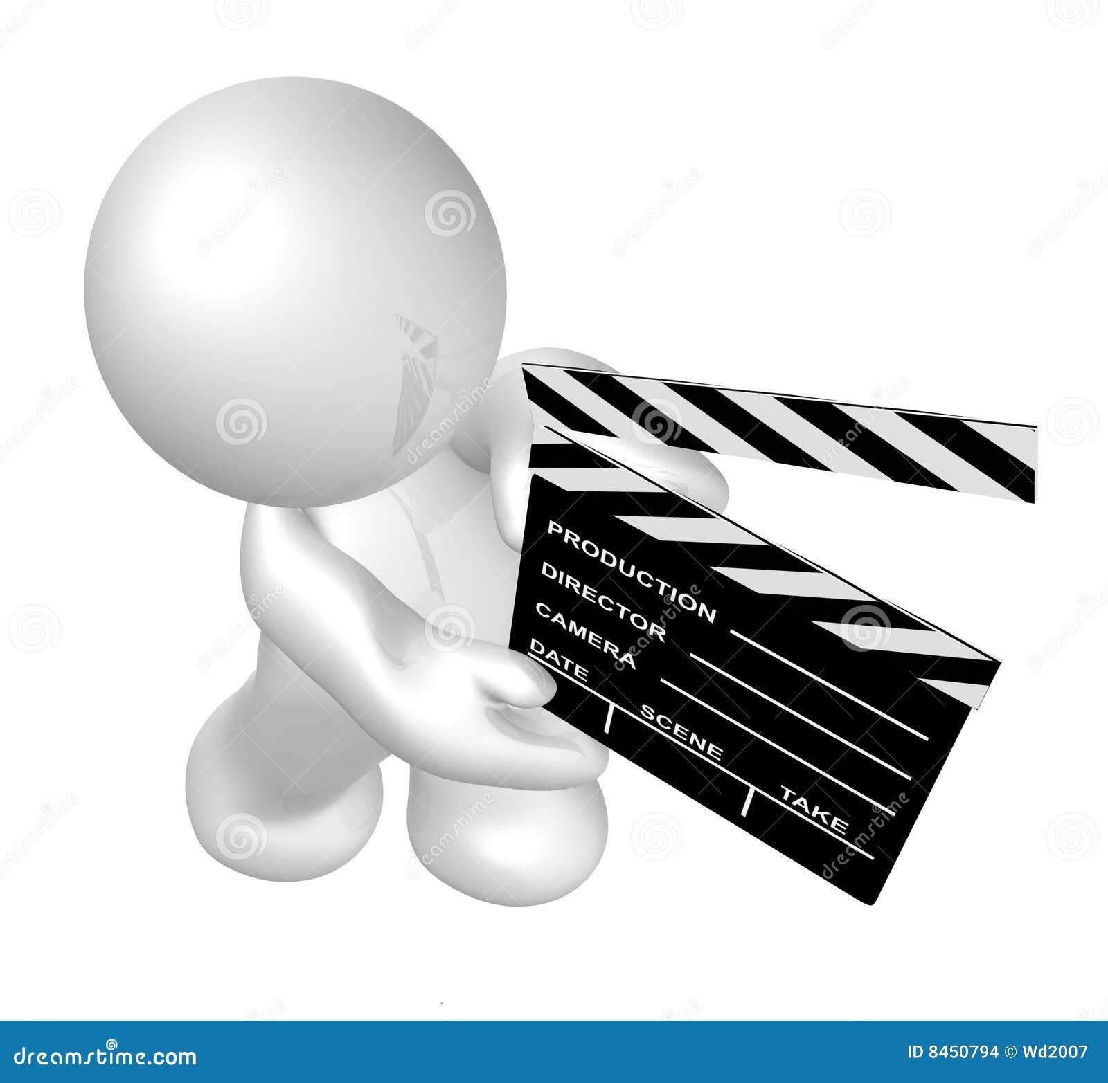 Embarquez le blanc de scène de graphisme de fixation de type de film de tape