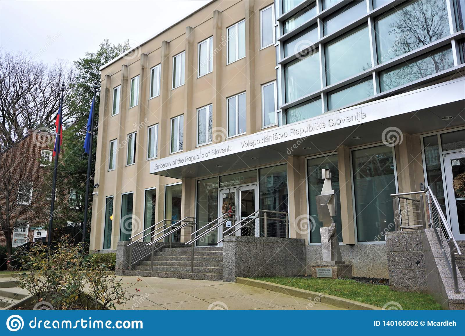 The Modern Asylum >> Embassy Of Republic Of Slovenia In Washington Dc Editorial