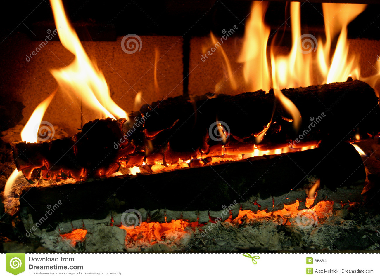 Embers ardentes