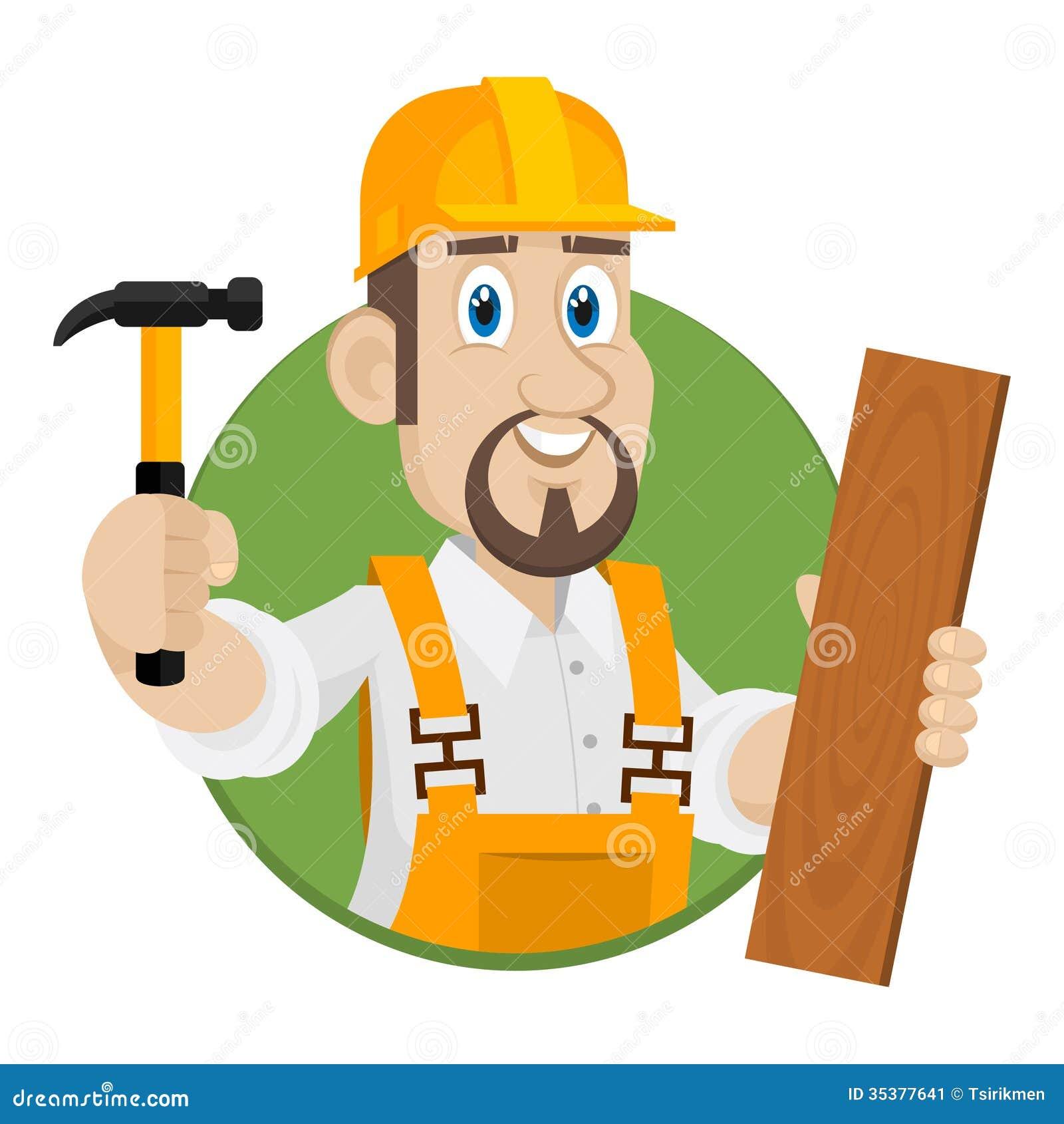 Emblem Carpenter In Ci...