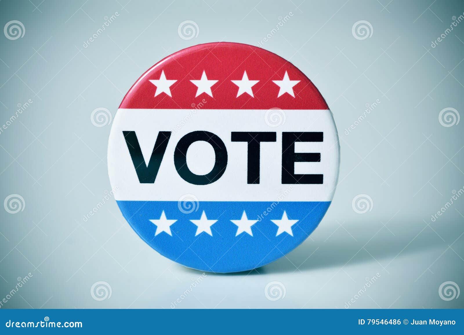 Emblem för Förenta staternavalet