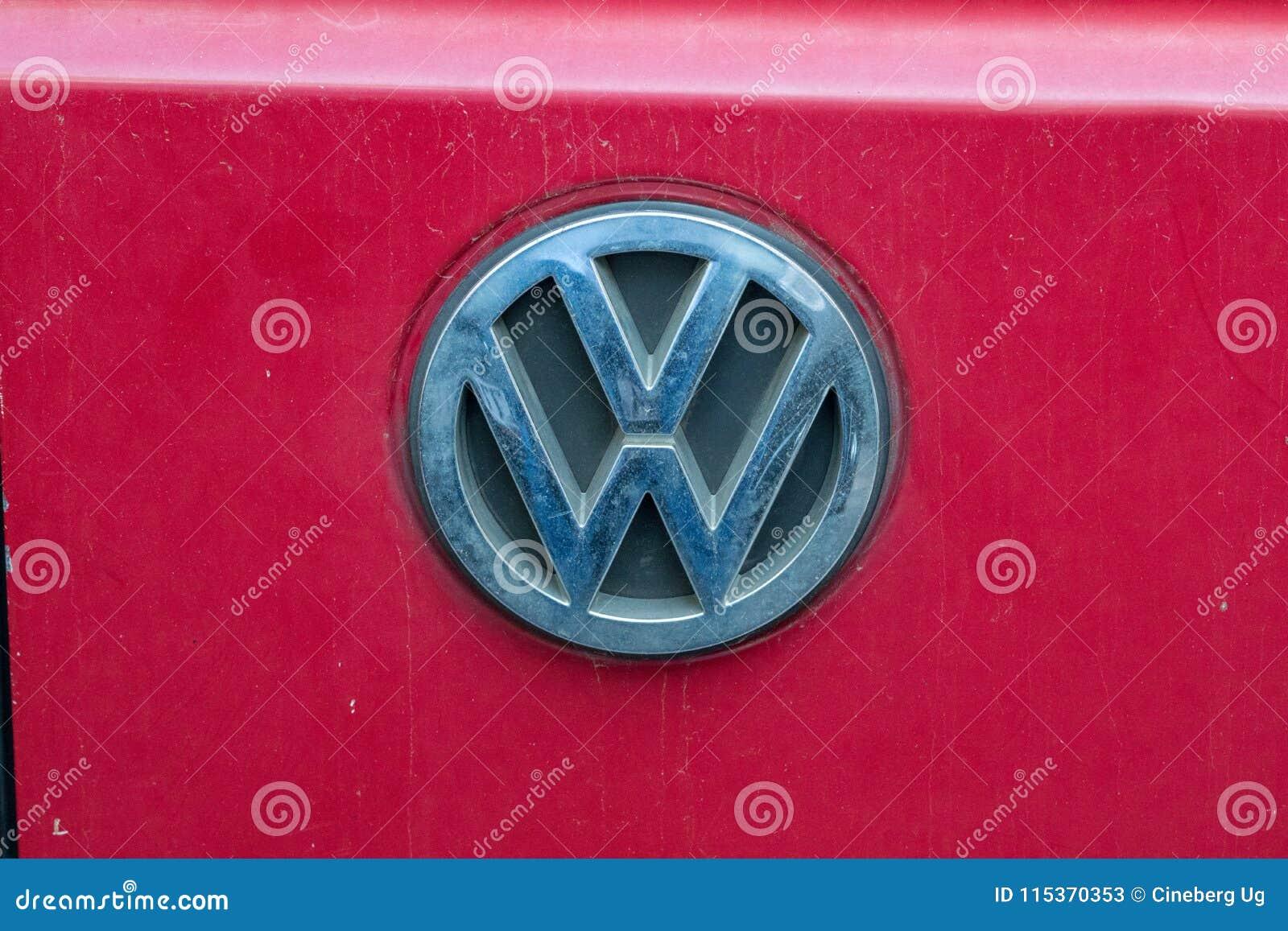 Emblem för Vw Volkswagen