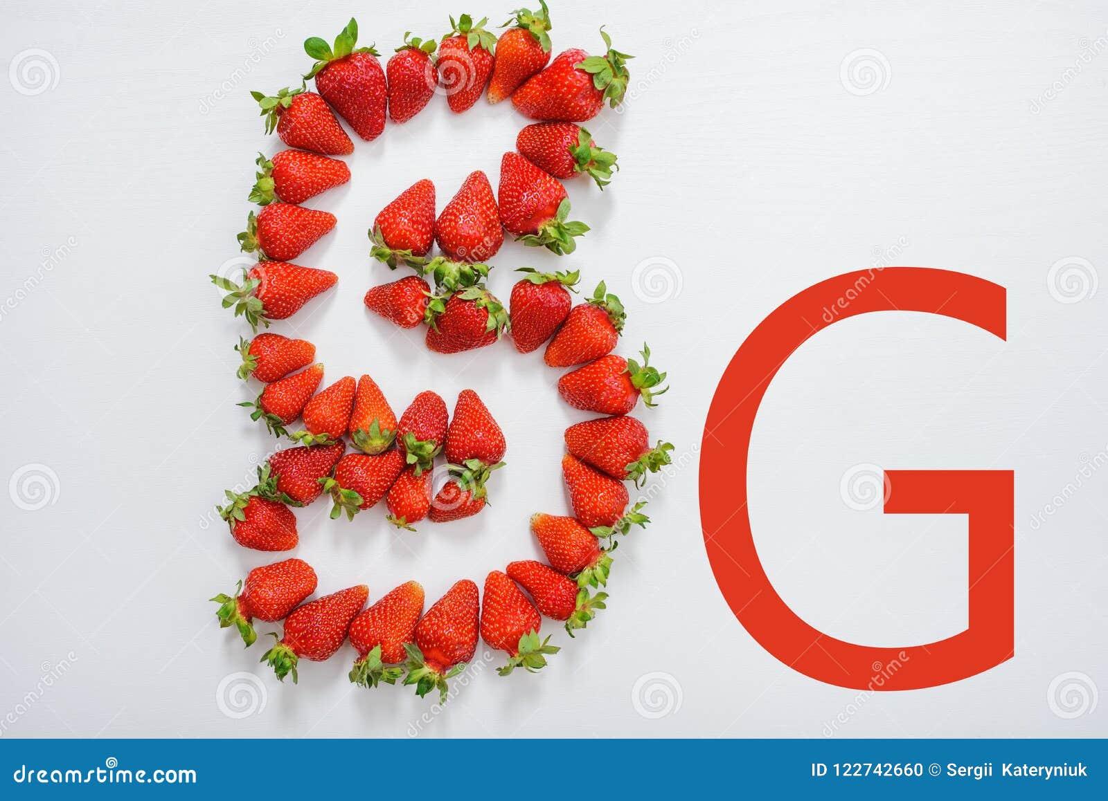 Emblem 5g som utgöras av nya jordgubbar
