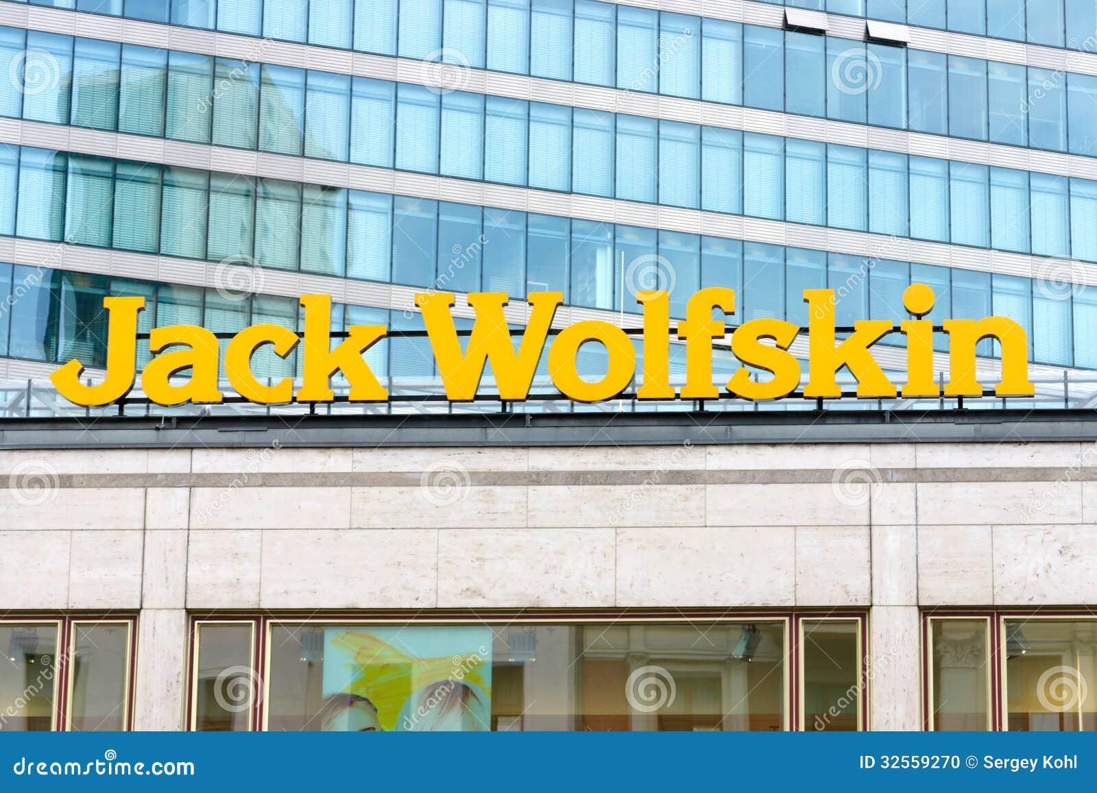 wholesale dealer 1bd3a b7681 The Emblem Of Jack Wolfskin Editorial Image - Image of ...