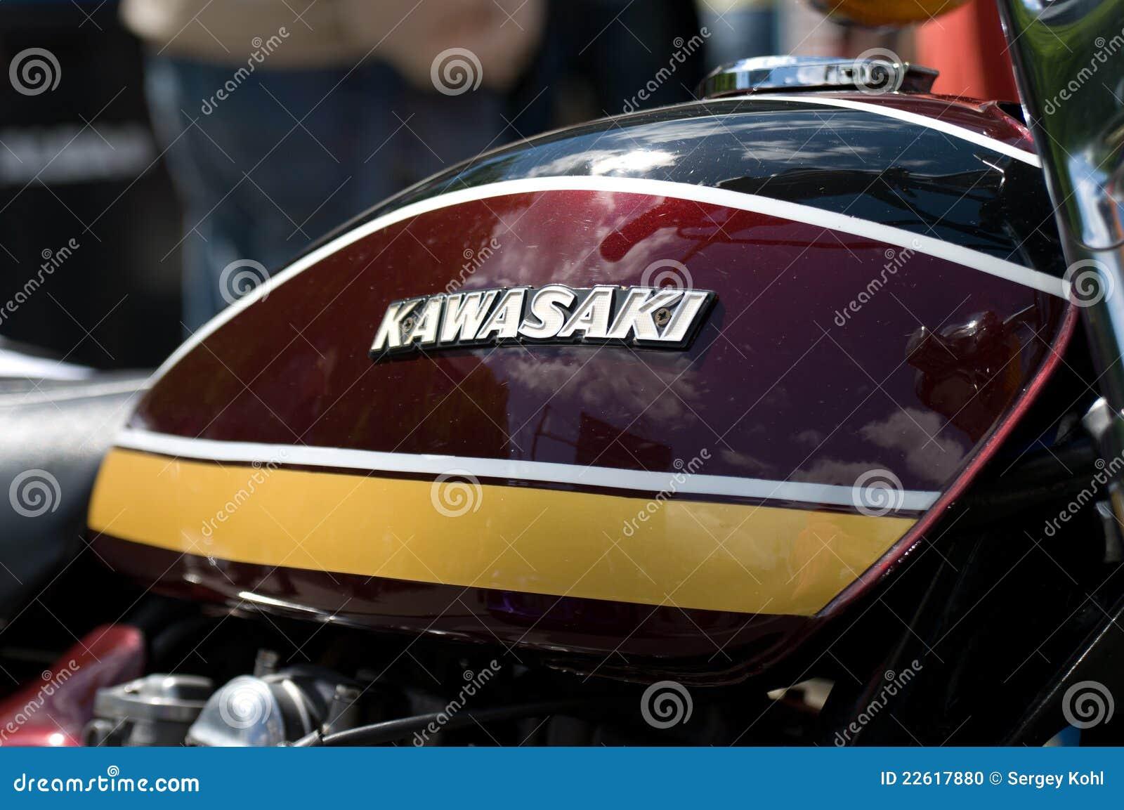 Kawasaki Zephyr Fuel Tank