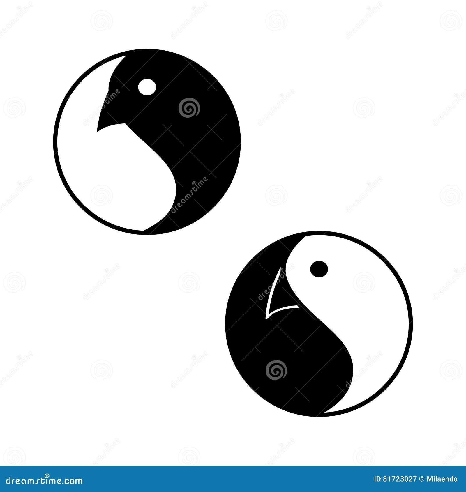 The emblem of the tao zen stock vector illustration of concept the emblem of the tao zen buycottarizona Images