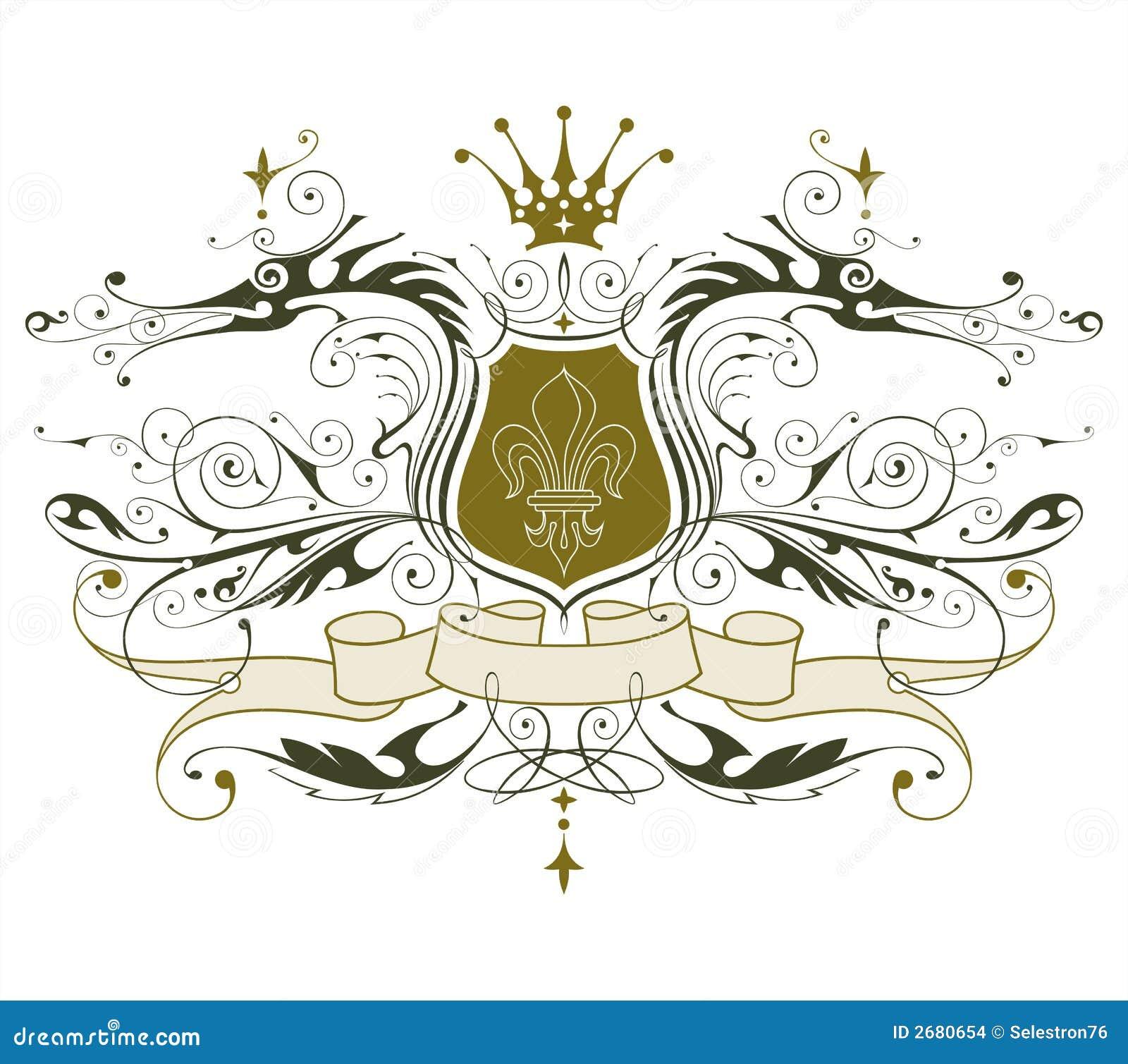 Emblema heráldico de la vendimia