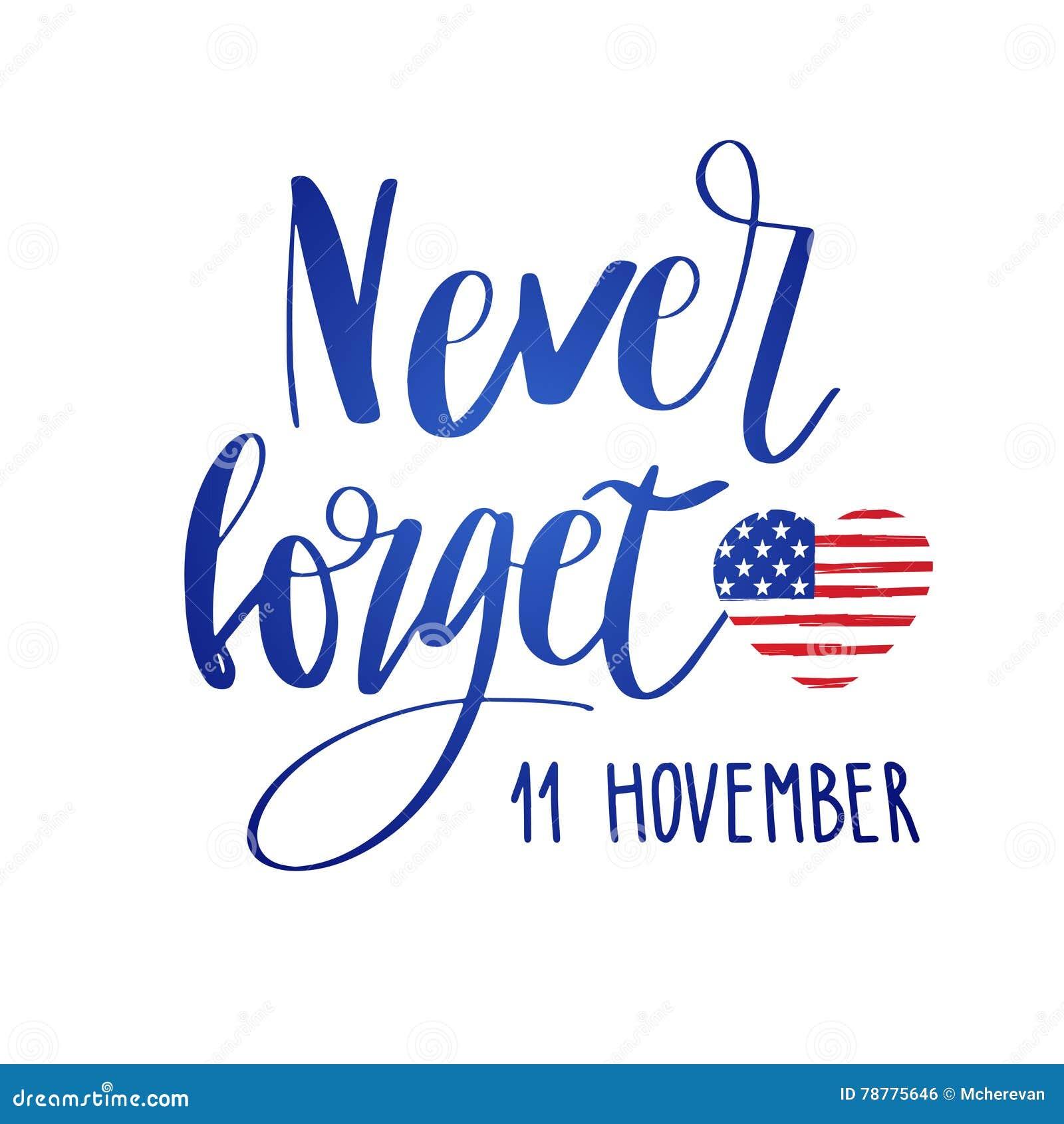 Emblema tipografico di giornata dei veterani 11 novembre - Papaveri e veterani giorno di papaveri e veterani ...