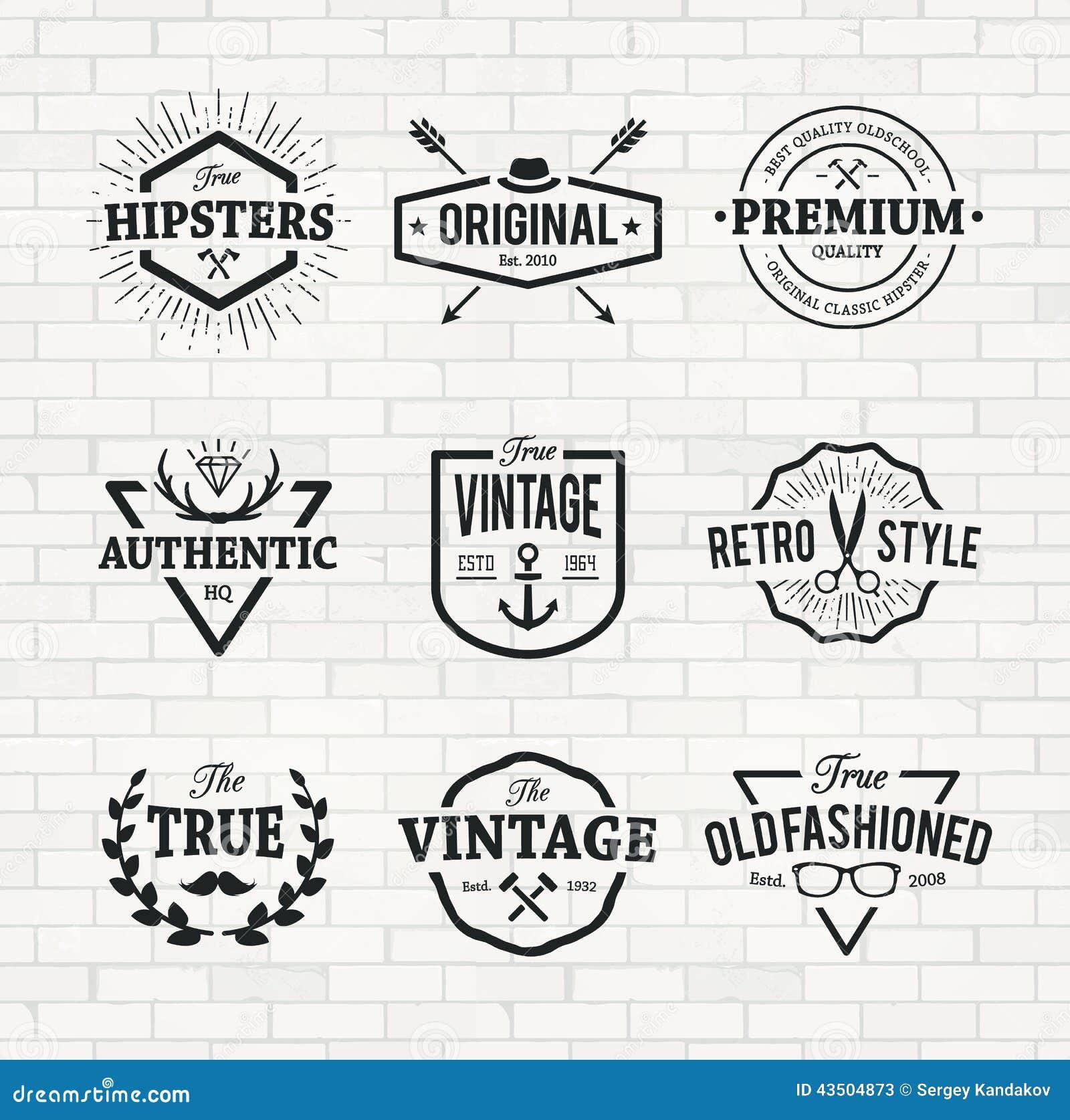 Emblemas do moderno