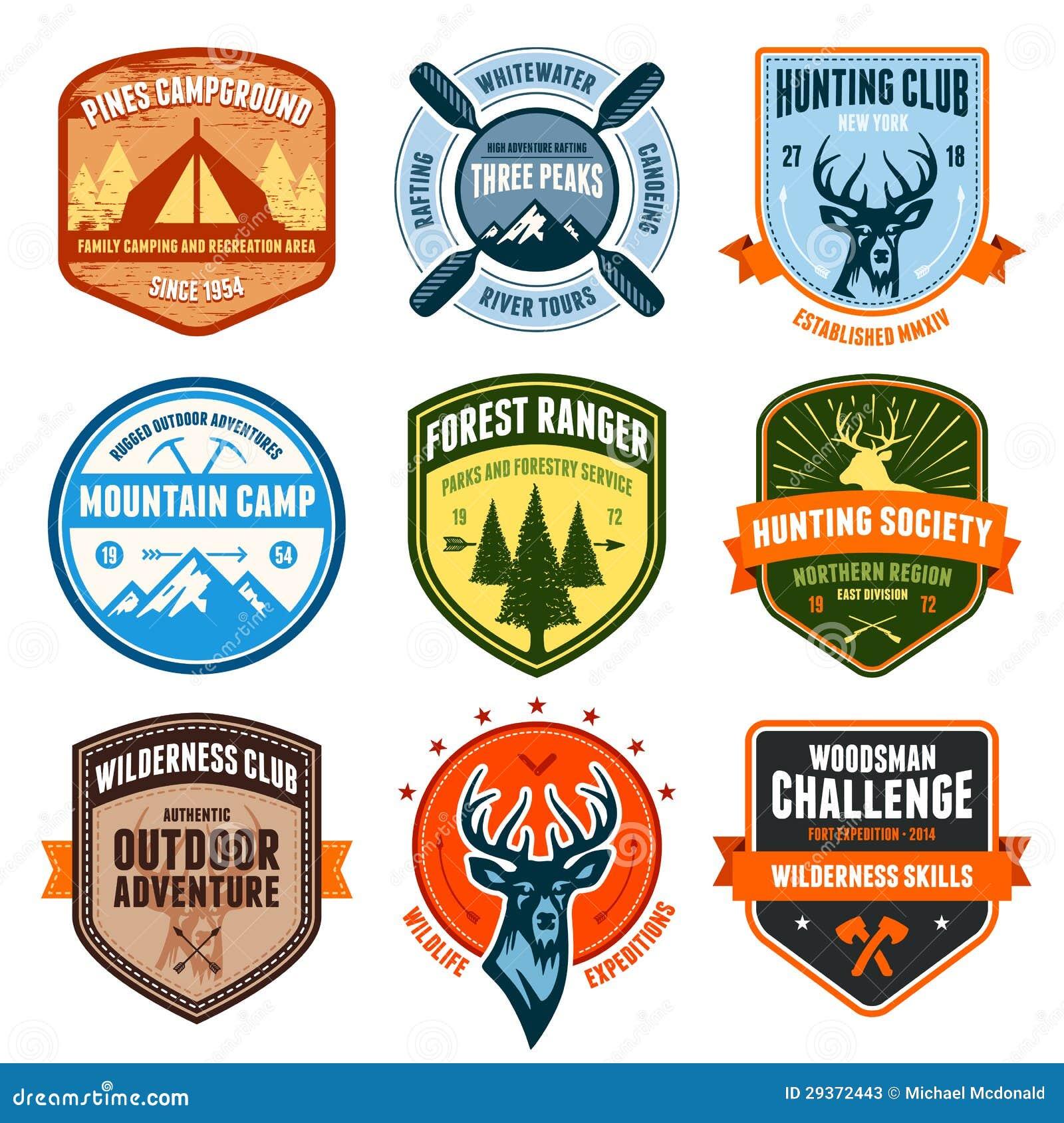 Emblemas exteriores