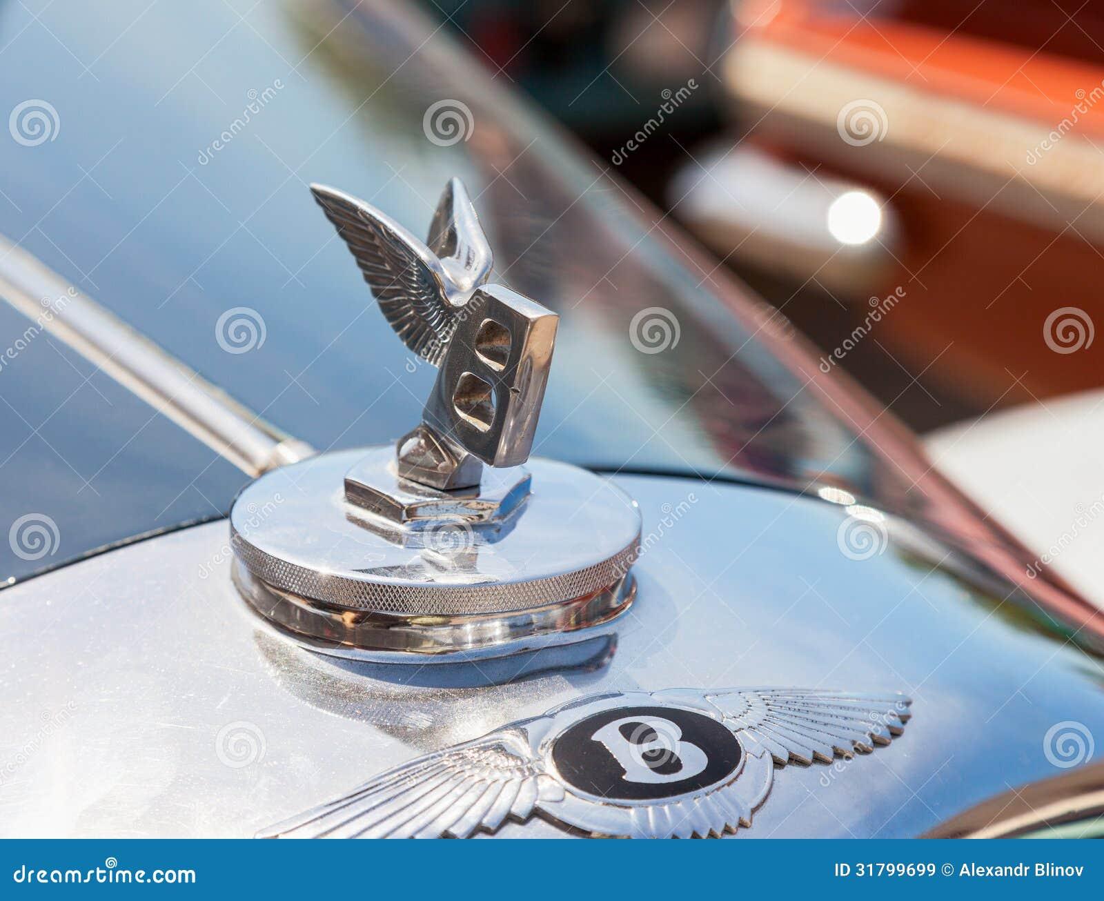 Emblemat Bentley samochód